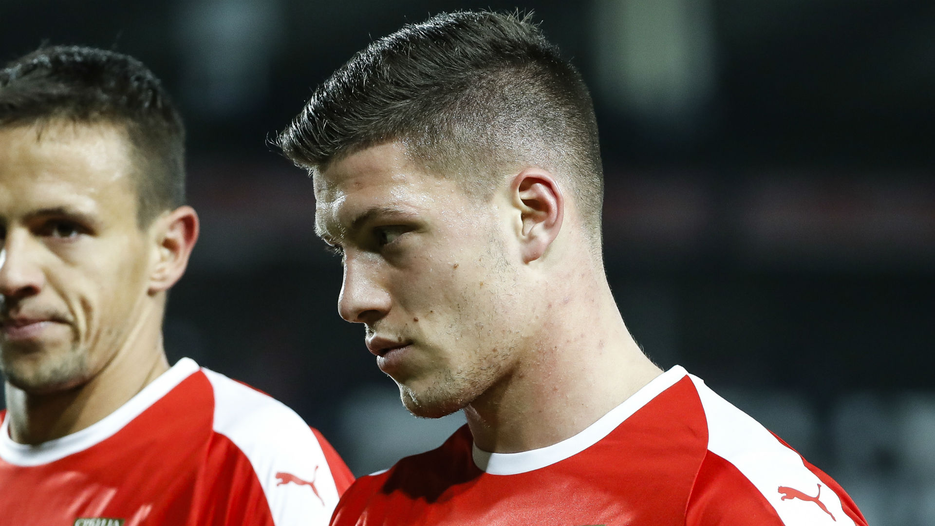 Jovic's Serbia 'misunderstanding' resolved ahead of Euro 2020 play-offs