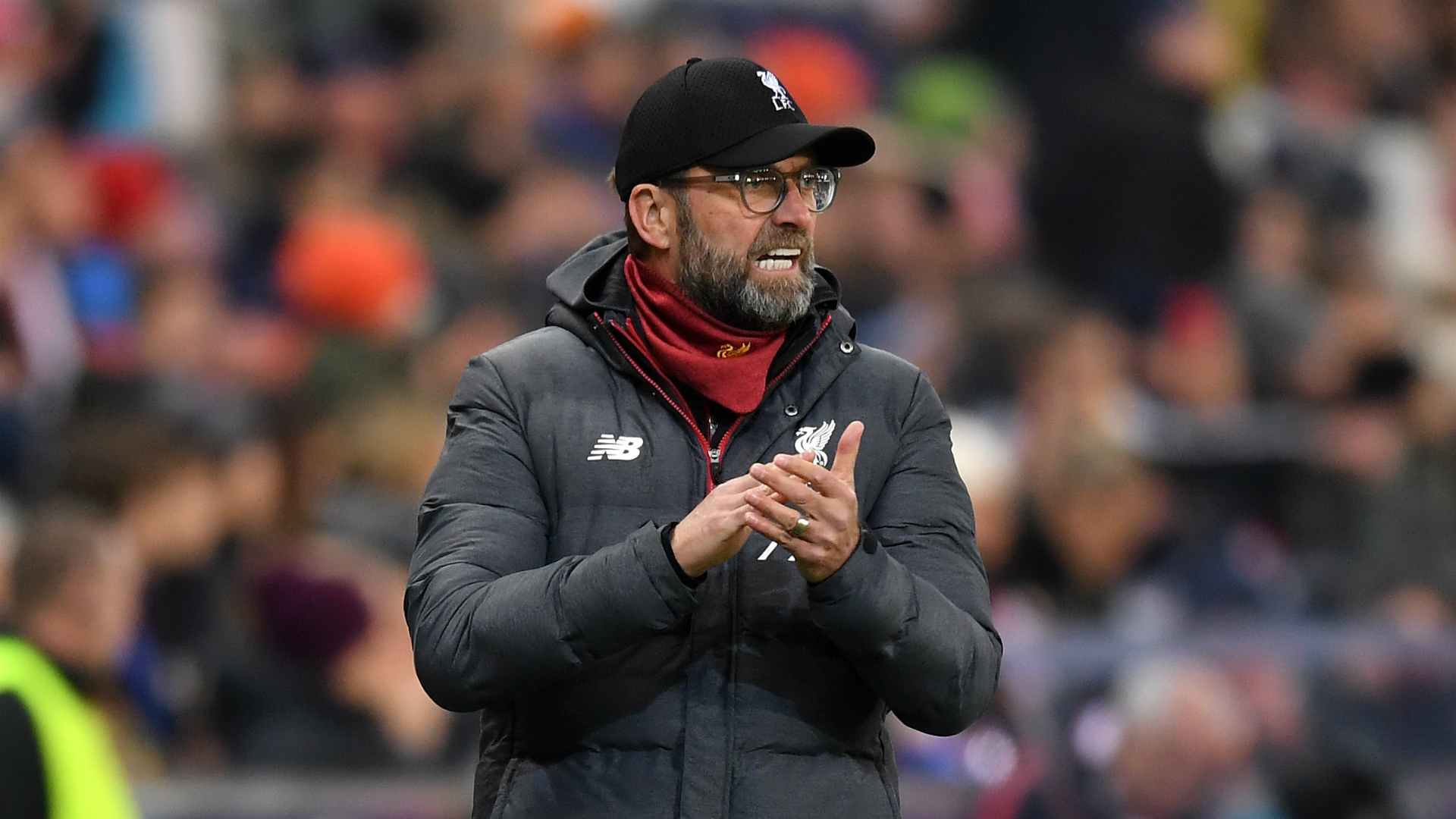 Klopp and Liverpool have 'immense' desire to keep winning trophies