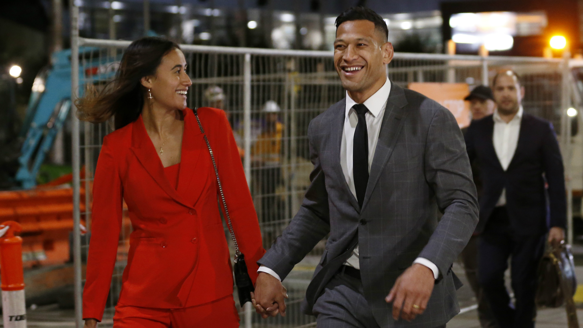 'Vindicated' Israel Folau calls for new religious freedom laws after RA settlement
