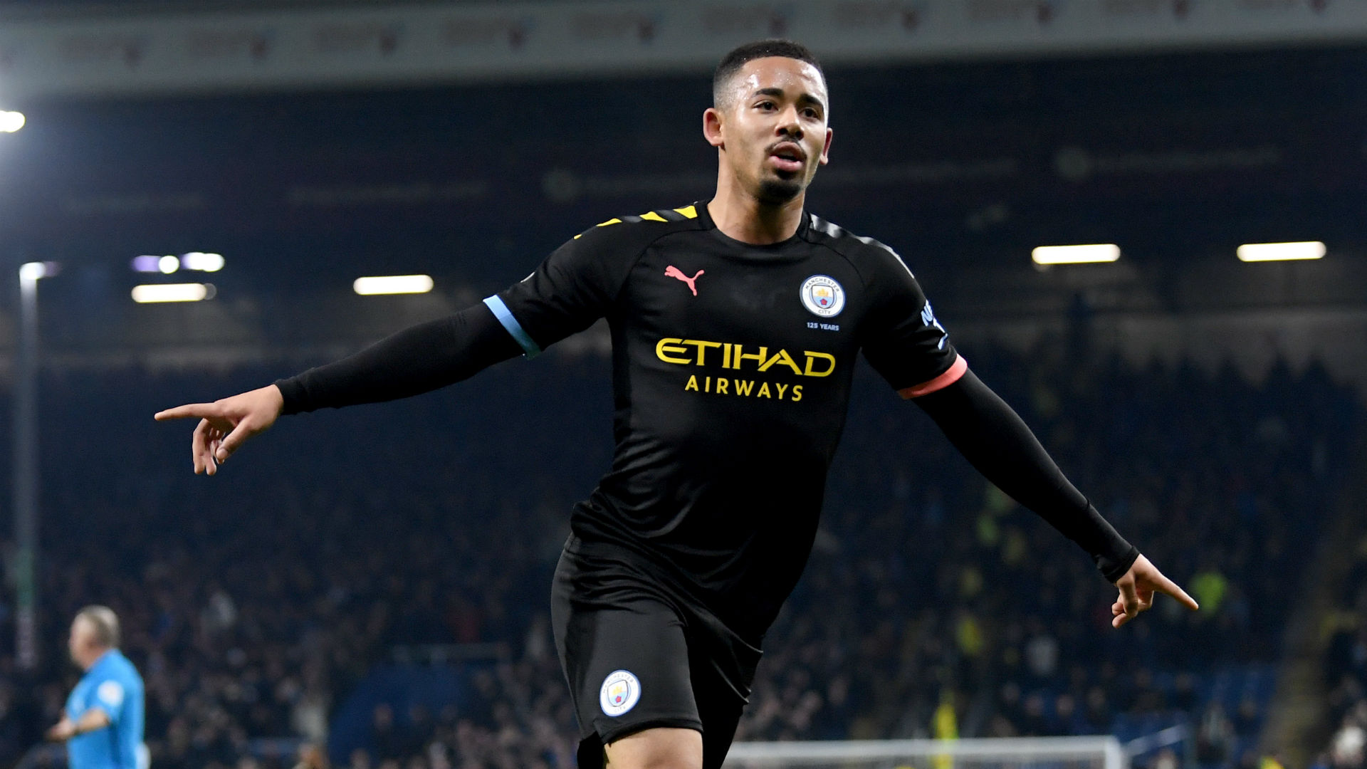 Burnley 1-4 Manchester City: Jesus at the double as champions run riot