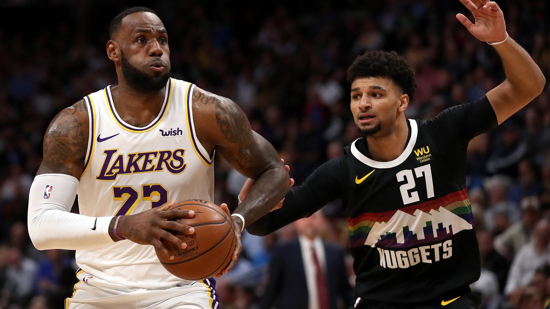 Lakers bounce back, Harden scores 50 in Rockets' loss