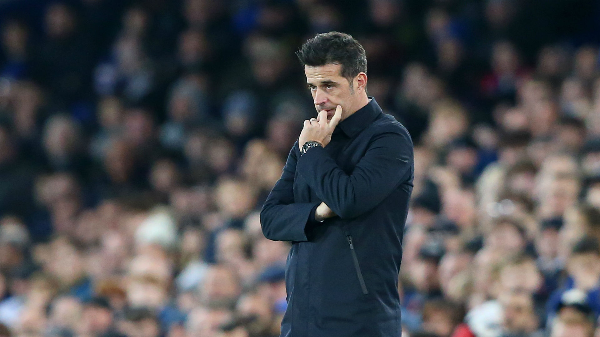 Silva challenges Everton to make history at Anfield