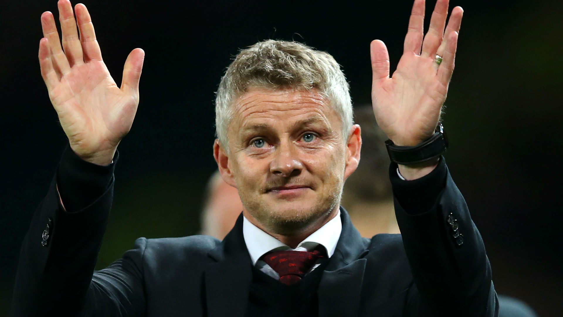 Solskjaer: Manchester United fans know patience is needed