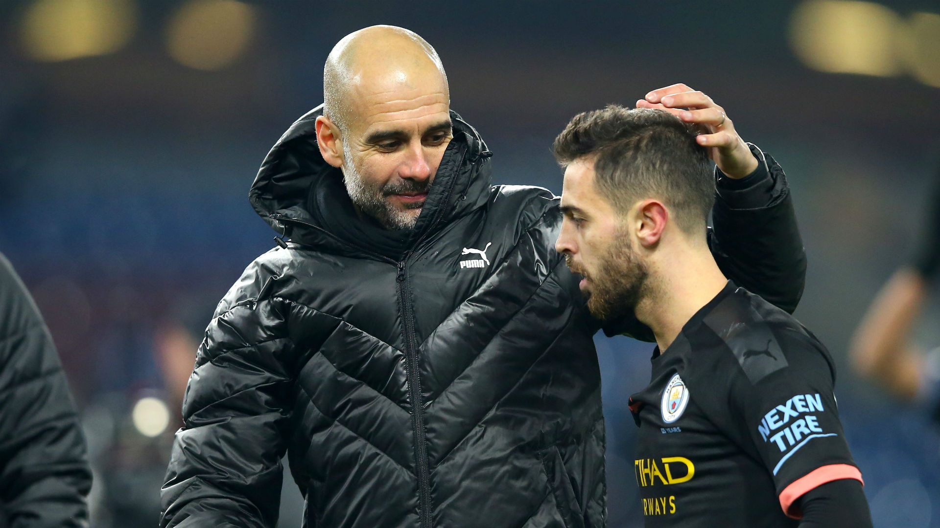 Guardiola: A little bit crazy for Manchester City to think about the title