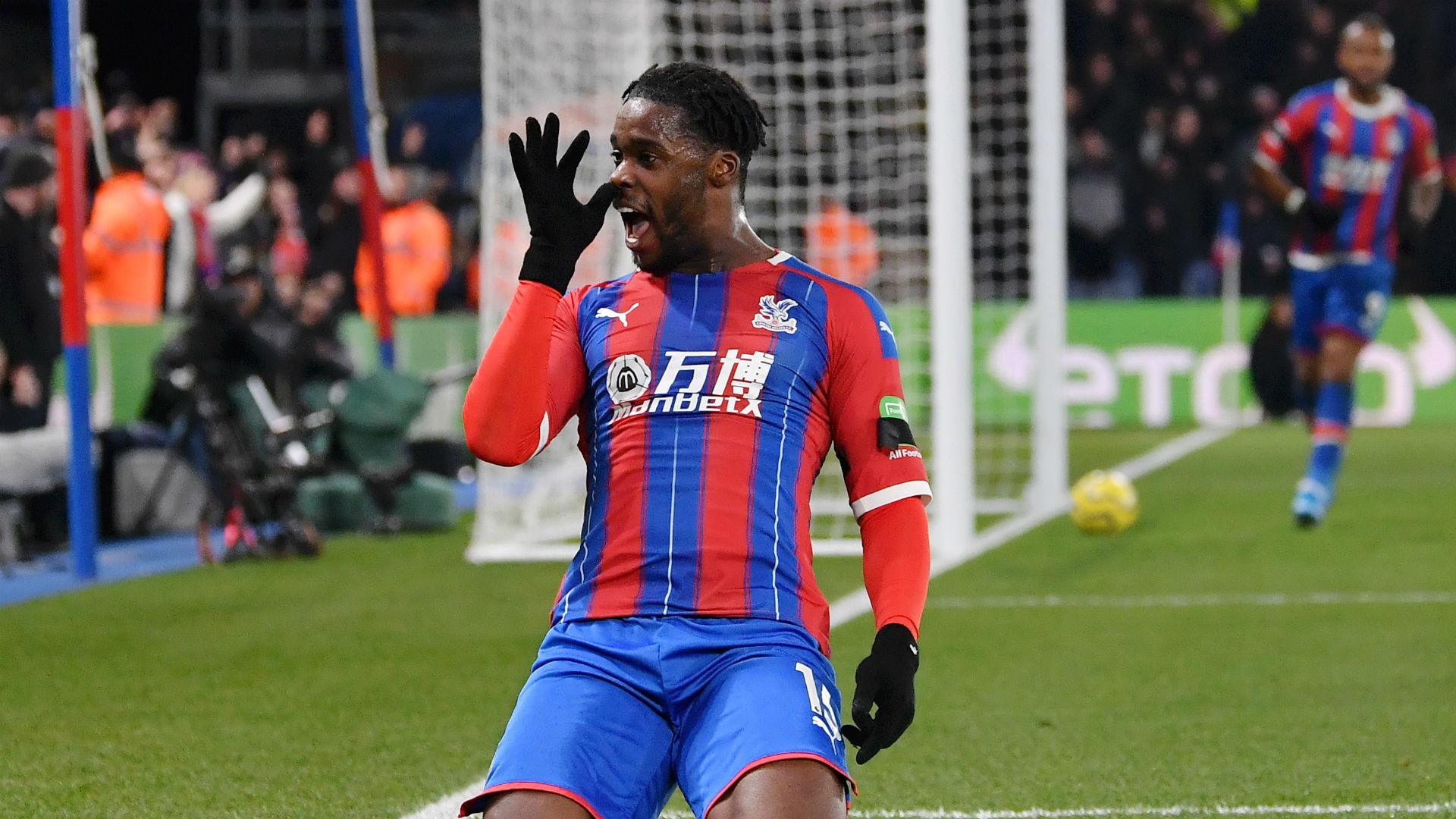 Crystal Palace 1-0 Bournemouth: Super-sub Schlupp proves the difference