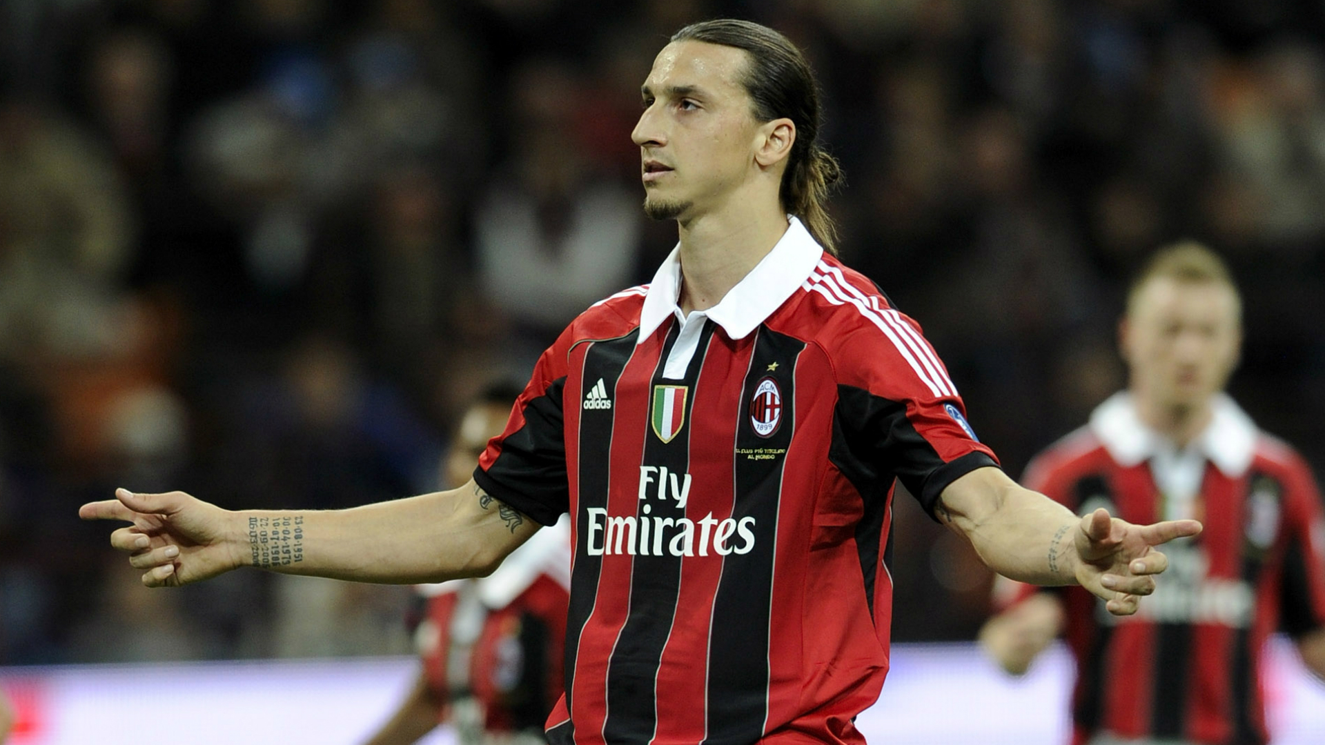 Ibrahimovic targets Serie A return to a club that 'has to win again'