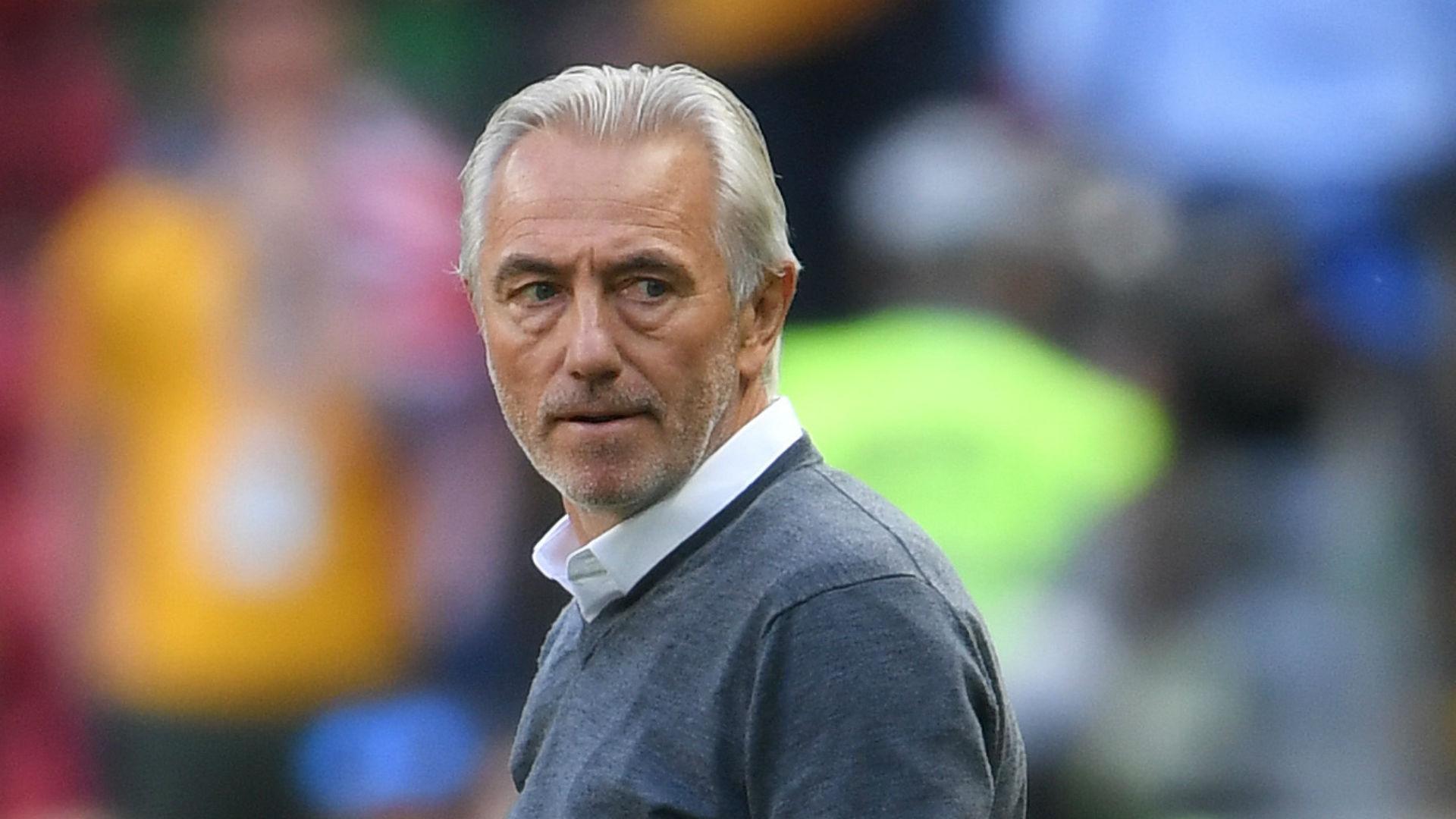 Bert van Marwijk sacked by UAE