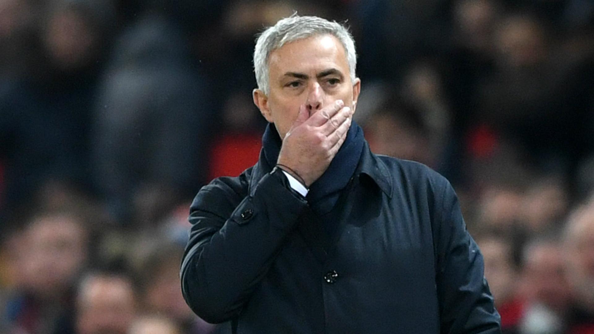 Mourinho: Man Utd deserved to beat Tottenham