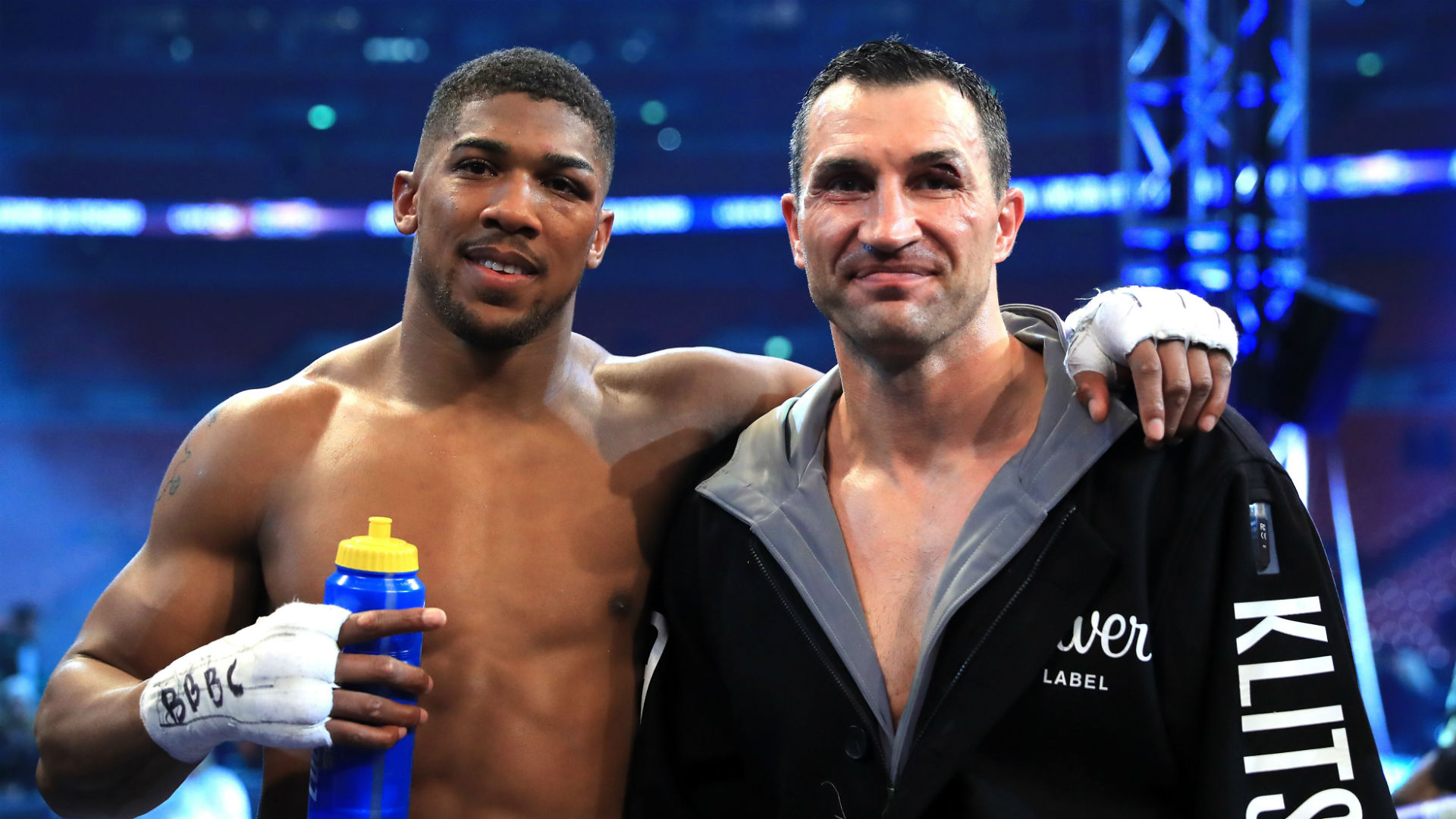 Ruiz v Joshua II: AJ calls on Klitschko advice for defining rematch