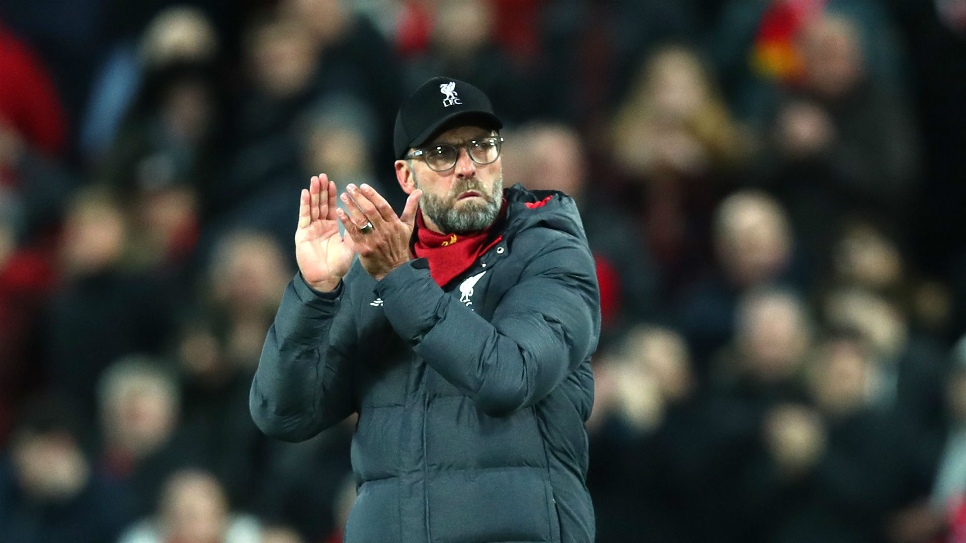 Klopp thrilled as Liverpool's fringe players star in Merseyside derby