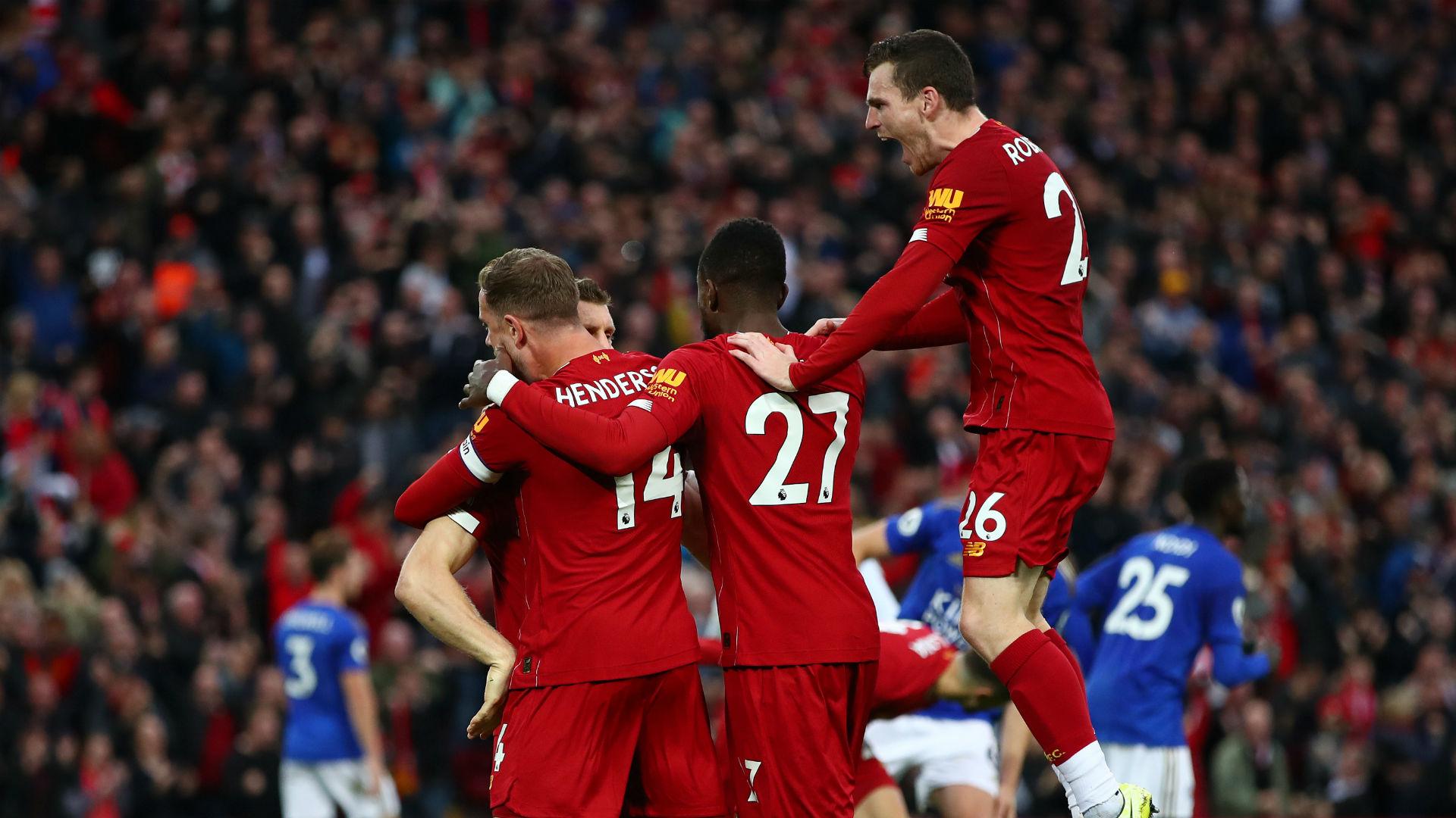 Origi the GOAT? Robertson lauds Liverpool's derby star