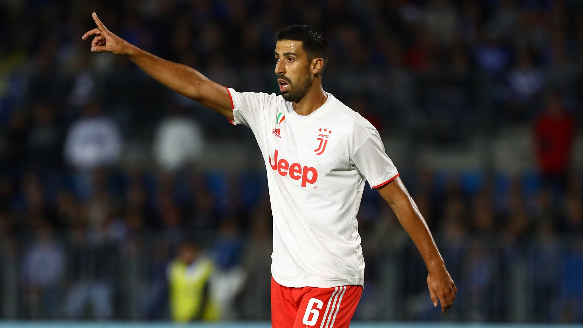 Juventus star Khedira out for three months following knee surgery