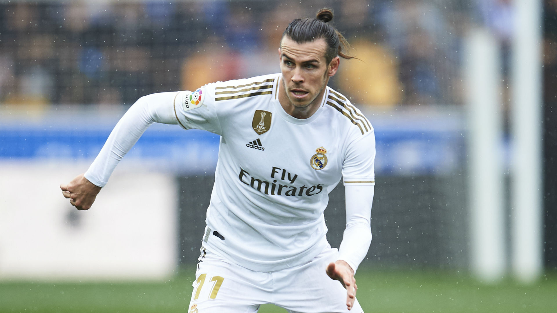 Bale 'not ecstatic' to be at Real Madrid but has never asked to leave - agent