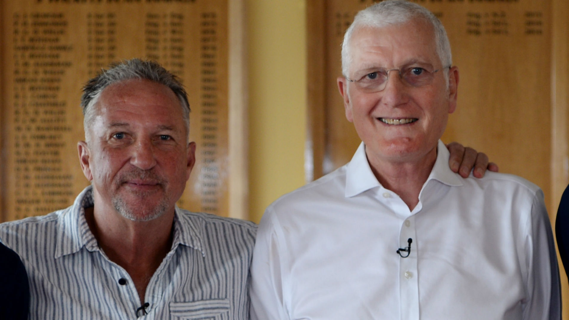 He was like a big brother - Ian Botham's heartfelt tribute to Bob Willis