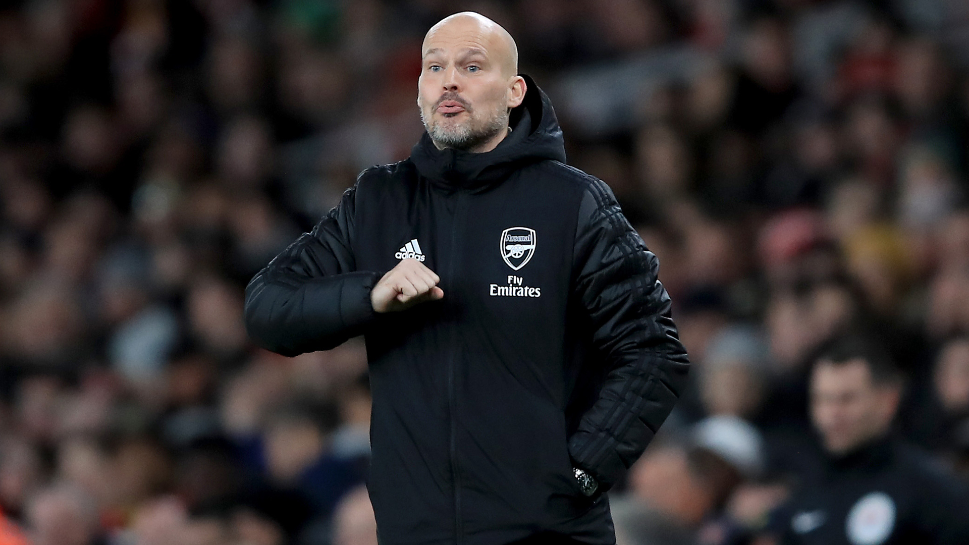 Arsenal just need to 'dig out a win', says Ljungberg