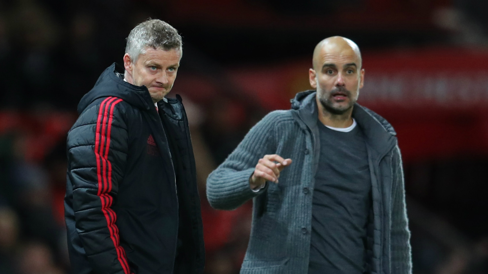 Big Match Focus: Manchester City v Manchester United