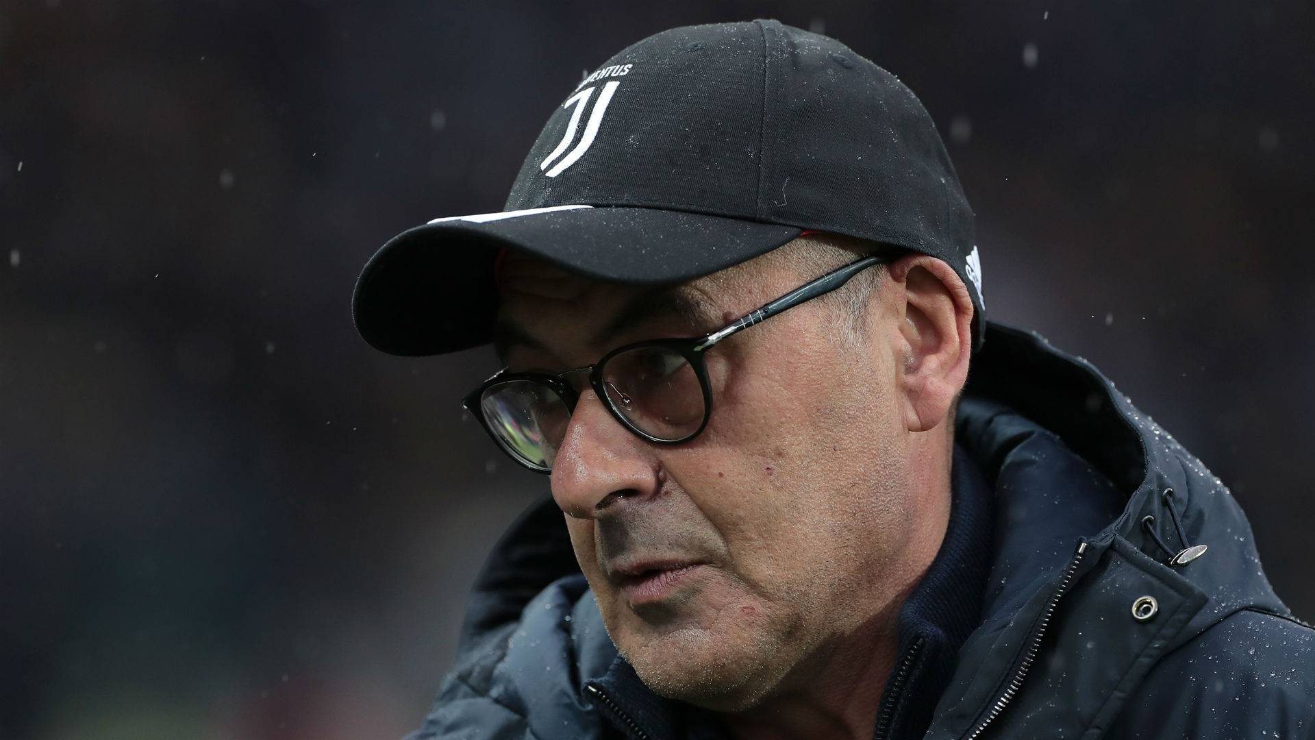 Sarri: Juventus don't have characteristics to play with front three