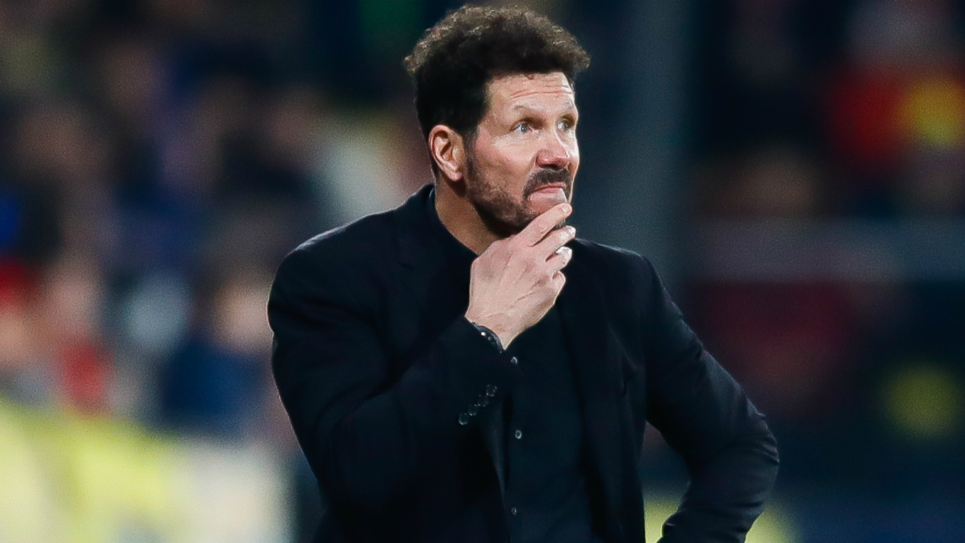Simeone: Anxiety hampering toothless Atletico