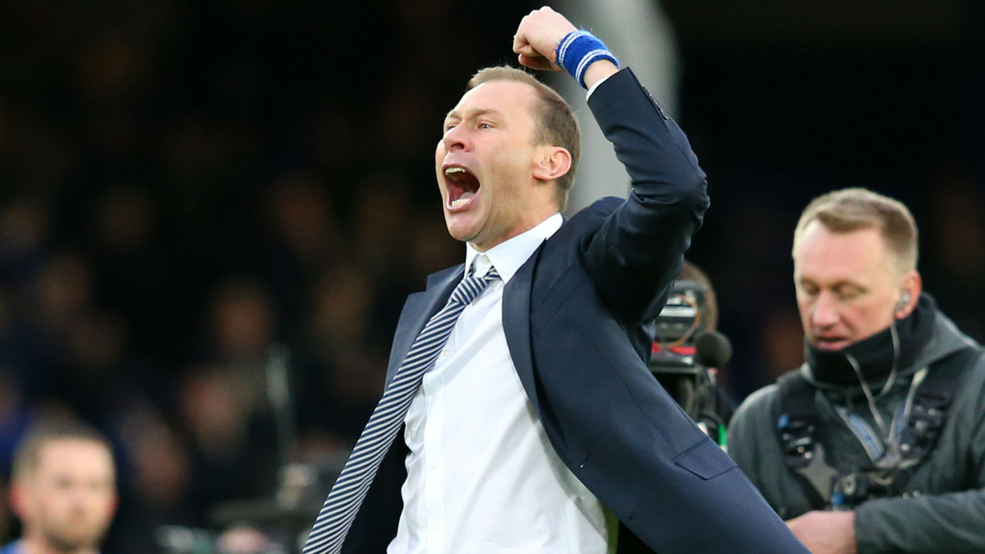 I'm just looking to get home and lie down – Ferguson not targeting manager role despite Chelsea win