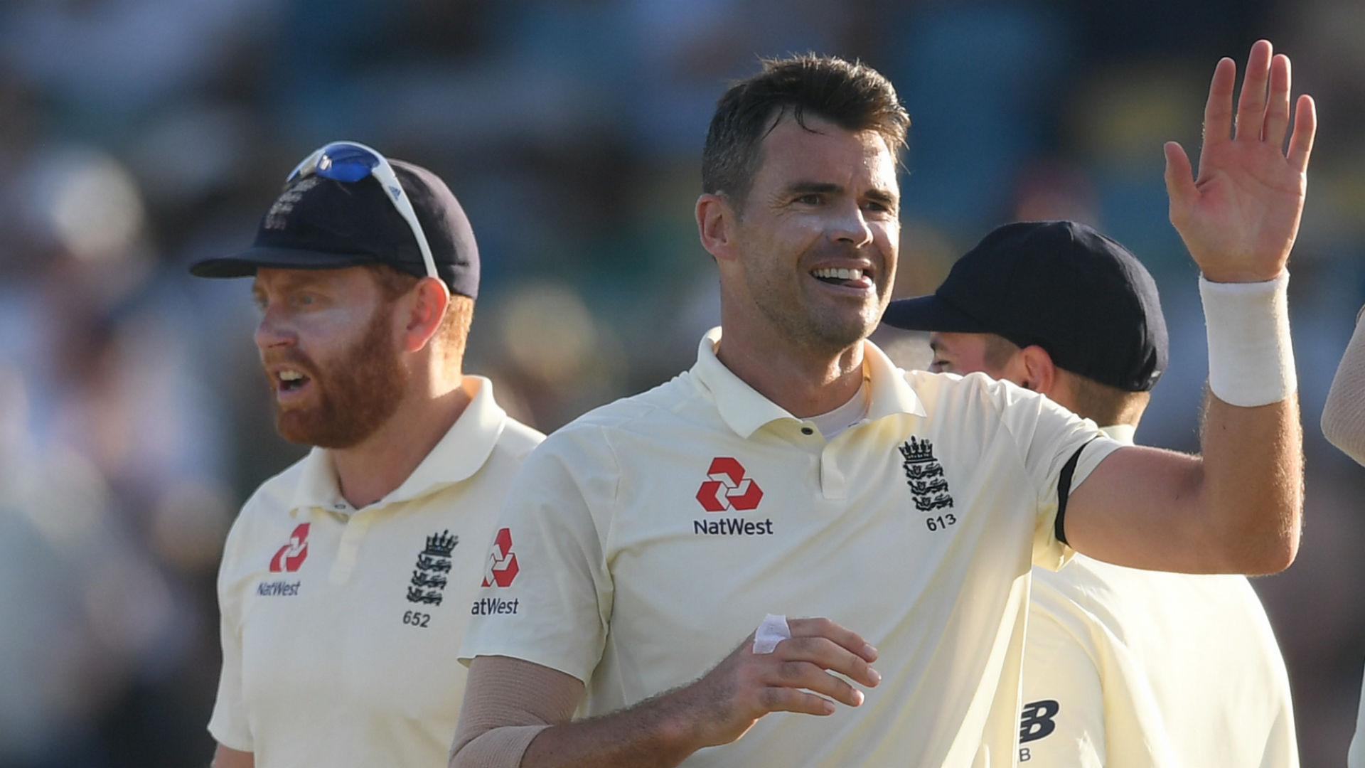 Anderson, Wood & Bairstow back for England as Moeen absence continues