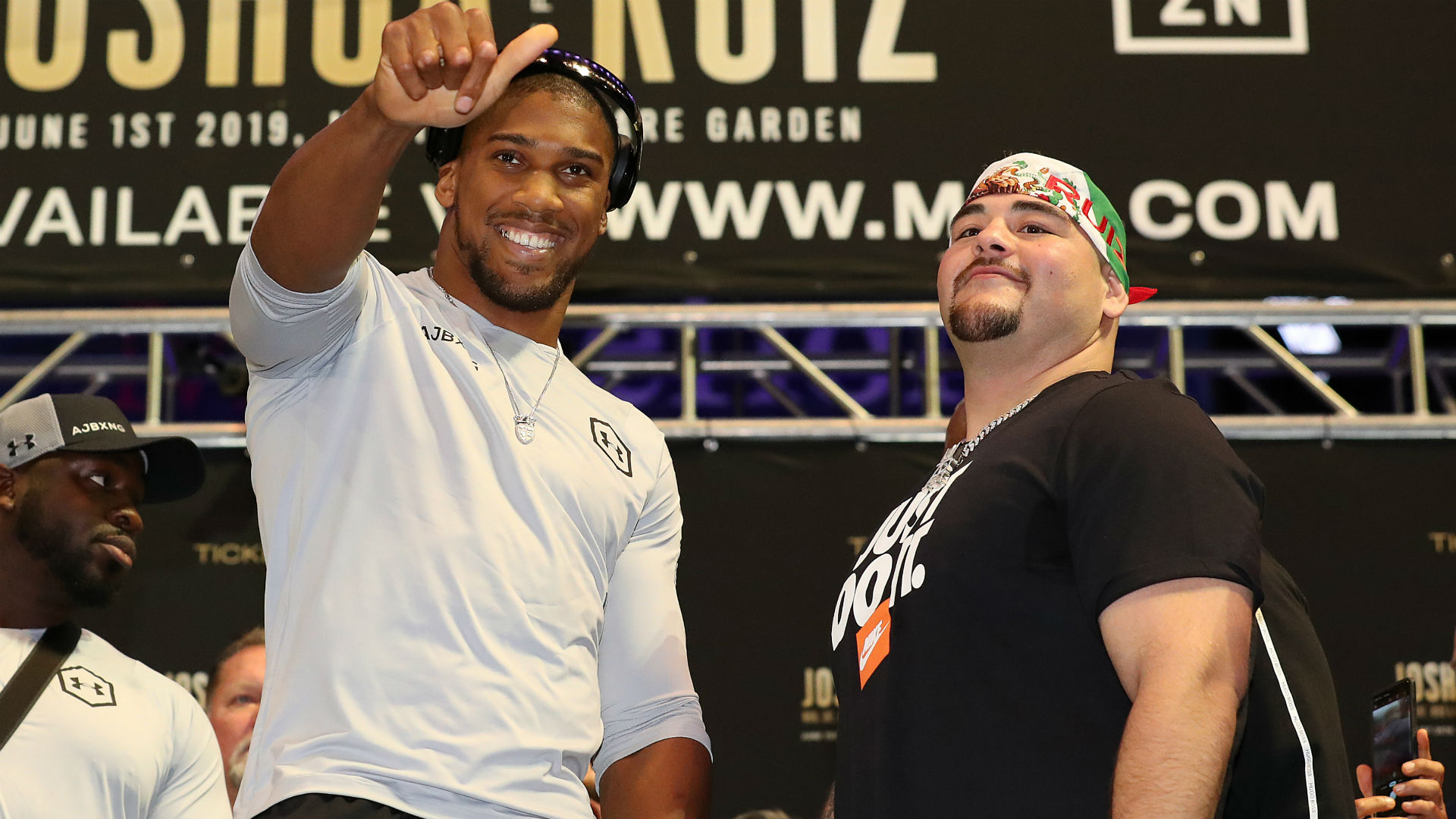 Ruiz v Joshua II: Ali, Lewis, Tyson and other memorable heavyweight rematches