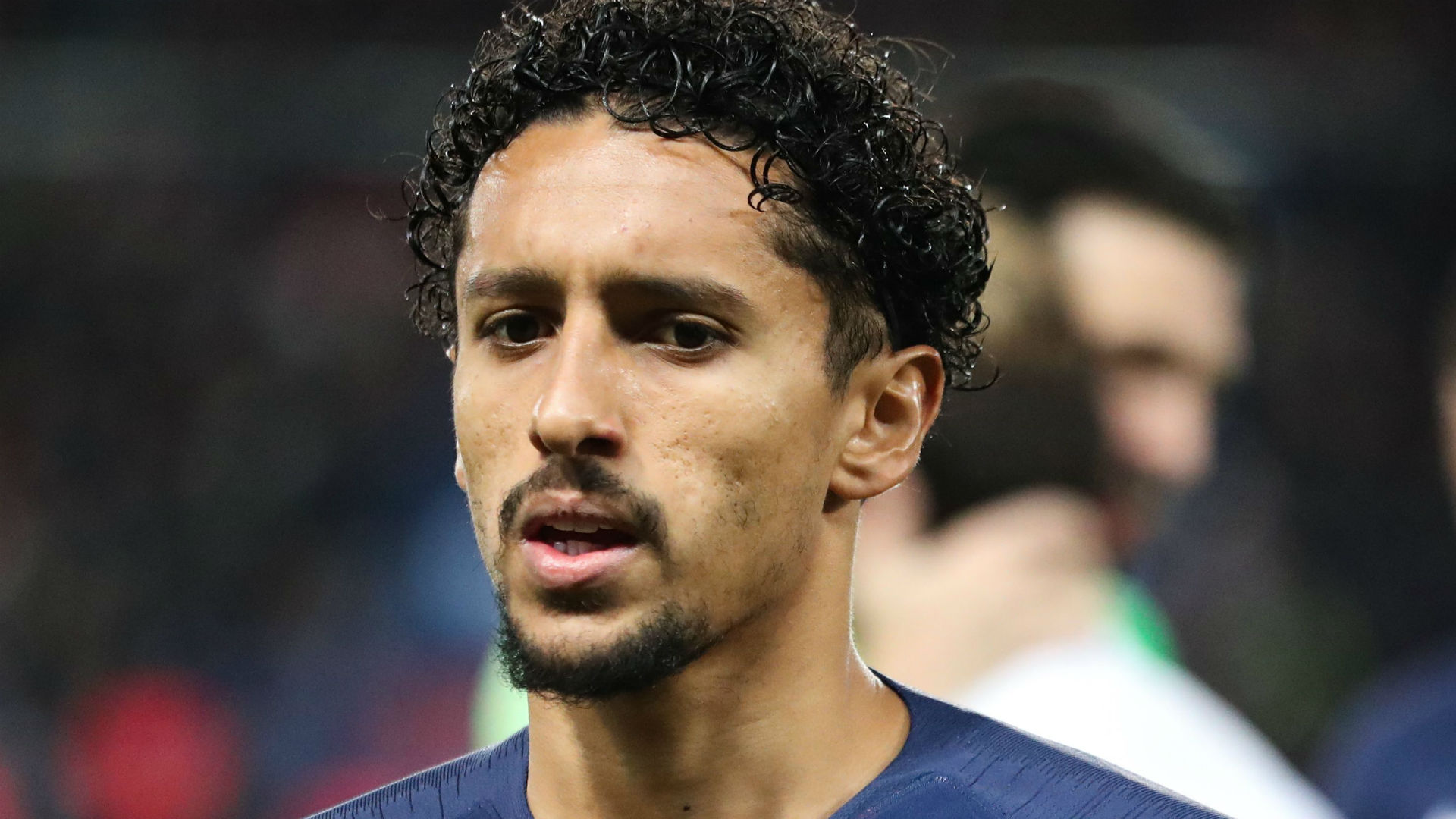 PSG condemn 'immature' criticism of Marquinhos after birth of his child
