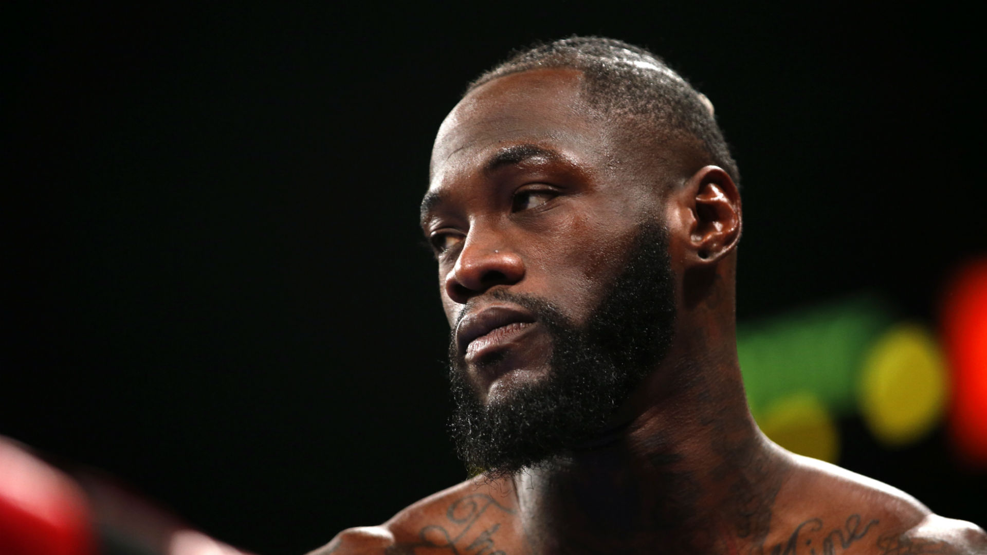 Fans come to see knockouts! Wilder blasts 'hesitant' Joshua