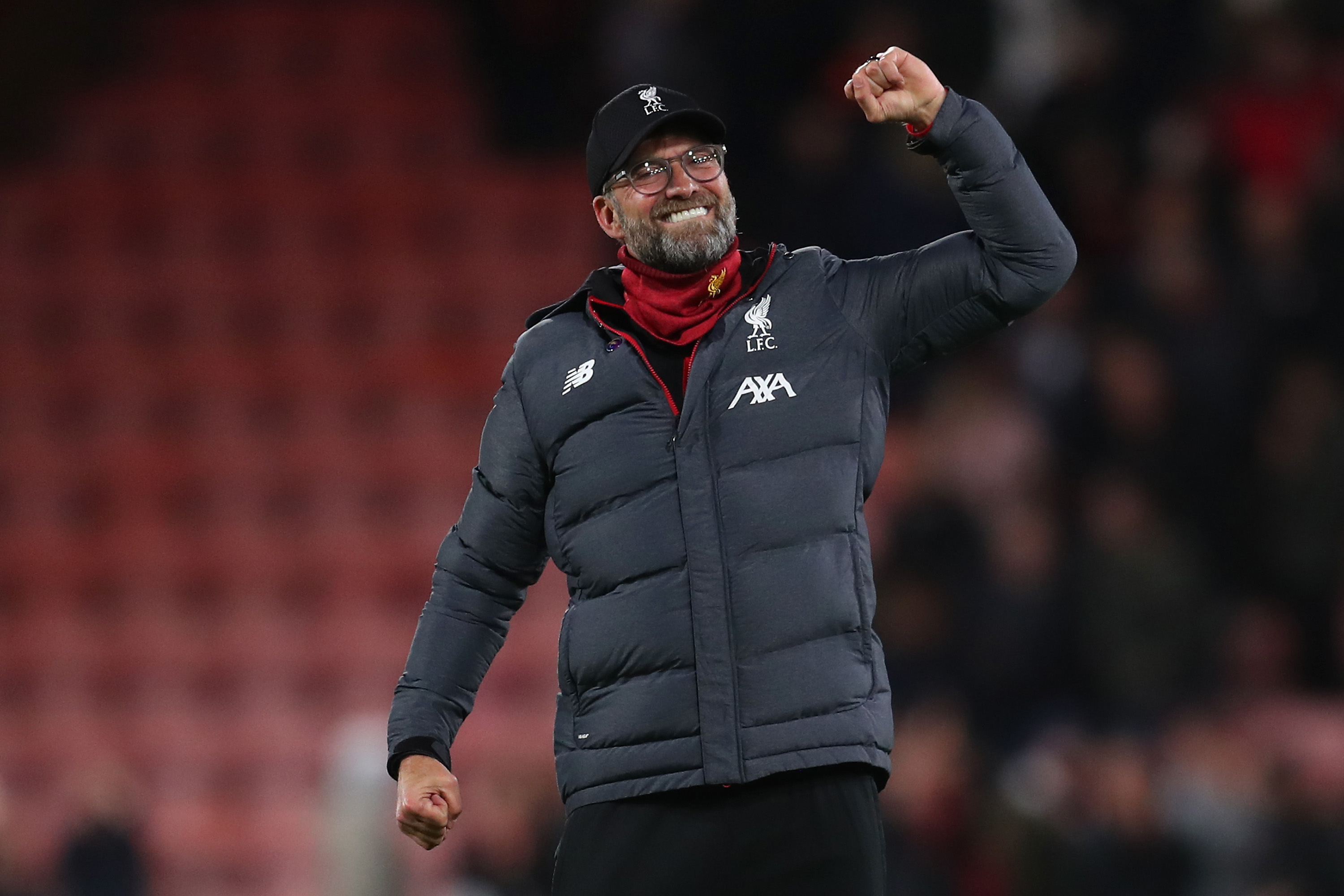 Liverpool clean sheet ensures 'perfect day' for Klopp