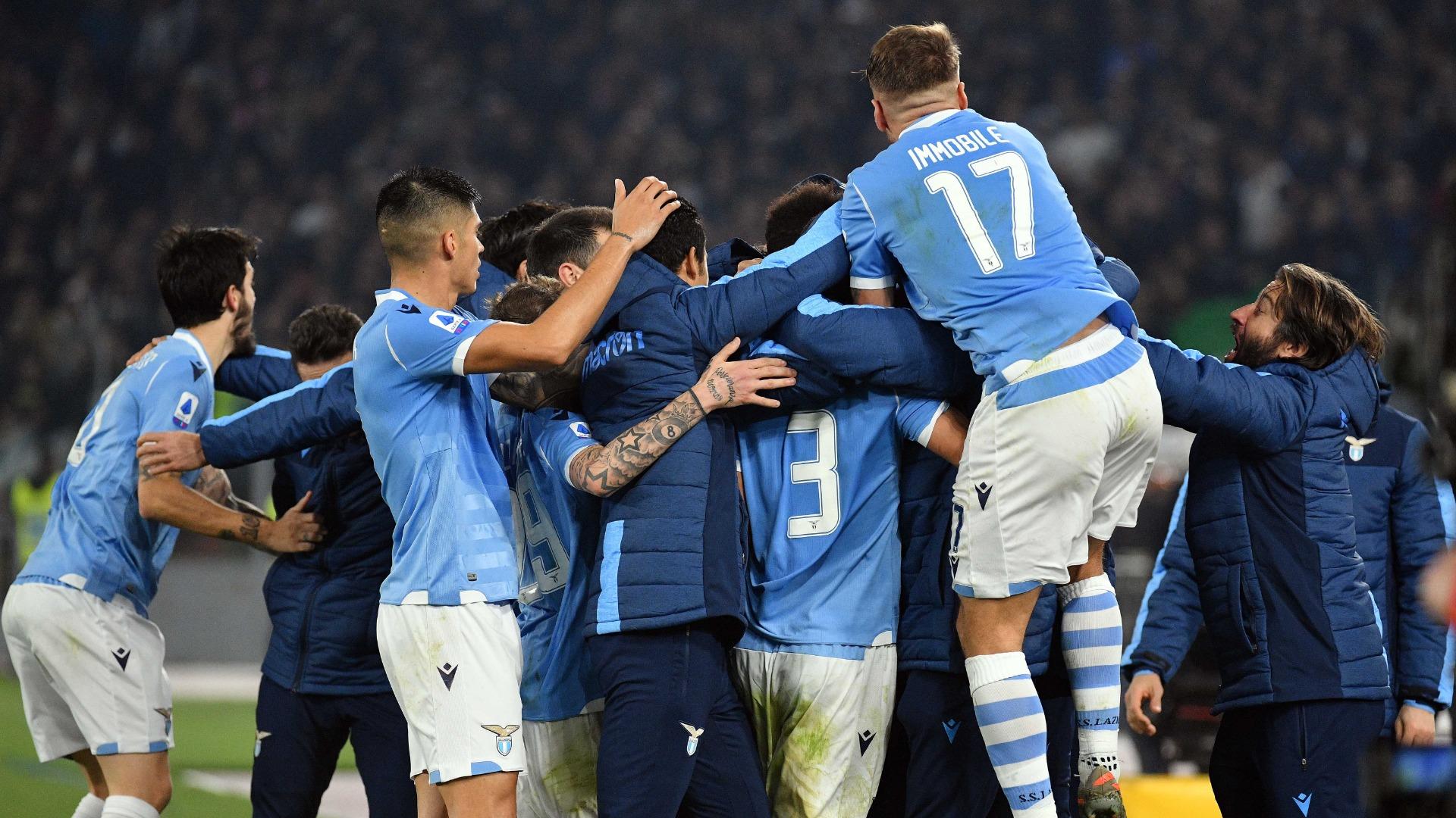 Lazio 3-1 Juventus: Sarri suffers first defeat with Bianconeri