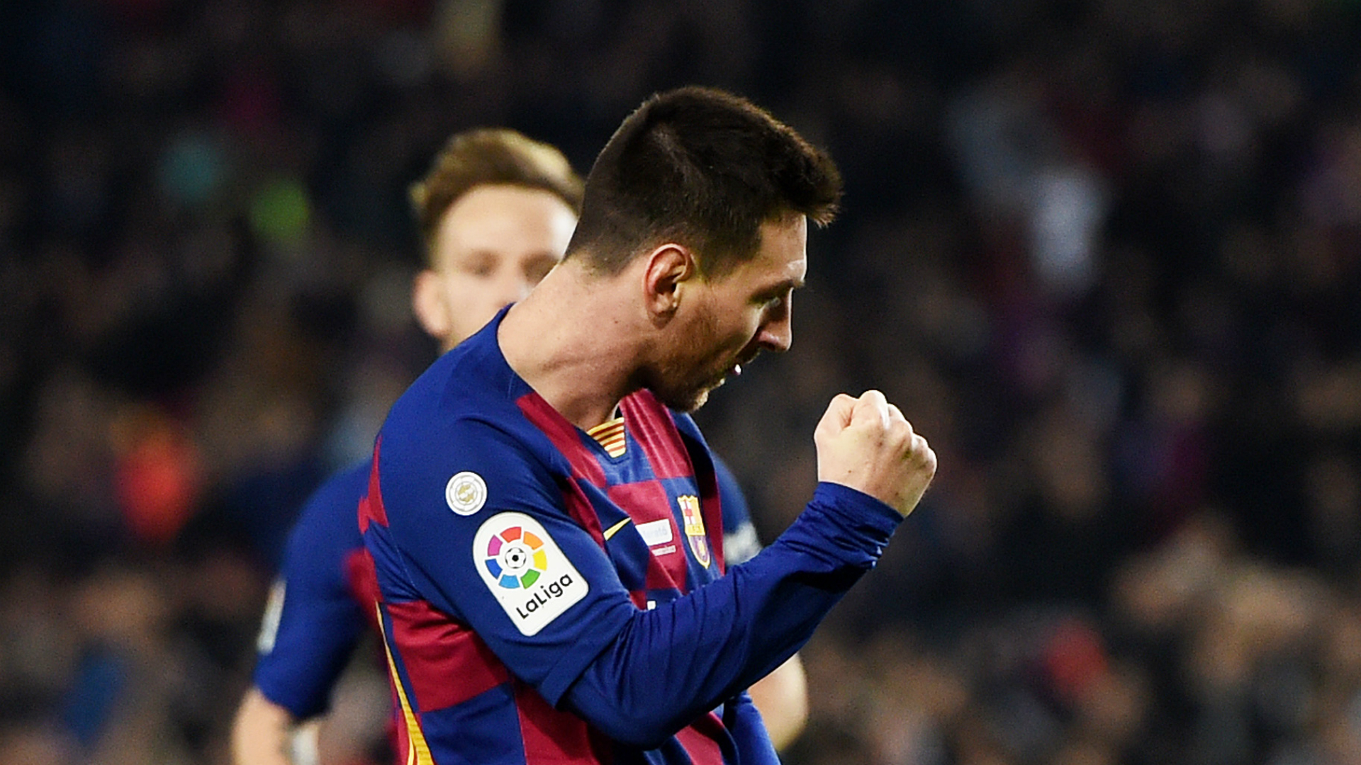 Messi reaches double figures for record 14th LaLiga season running