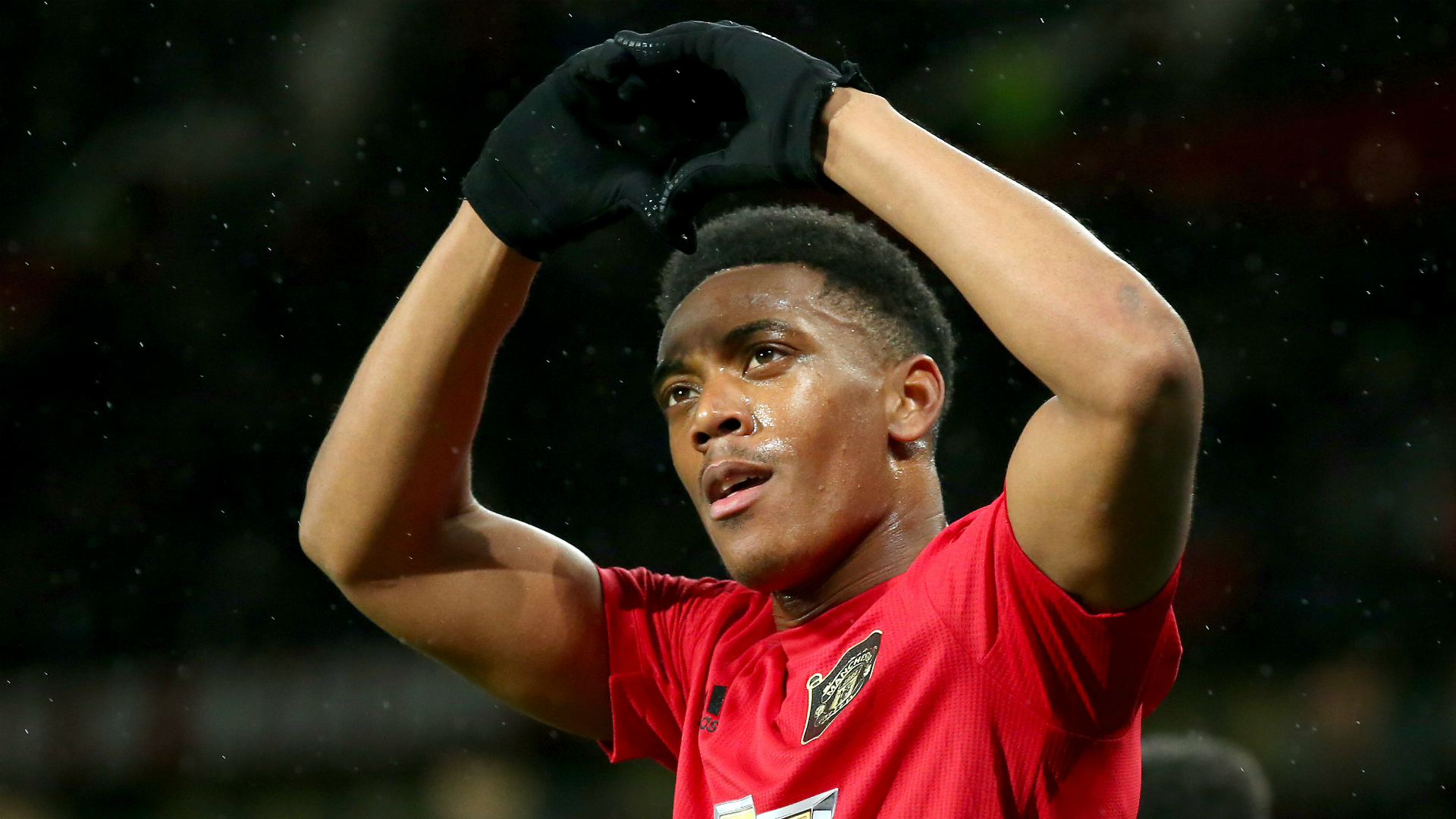 Martial, Shaw and Stones on Manchester derby duty as City tackle United