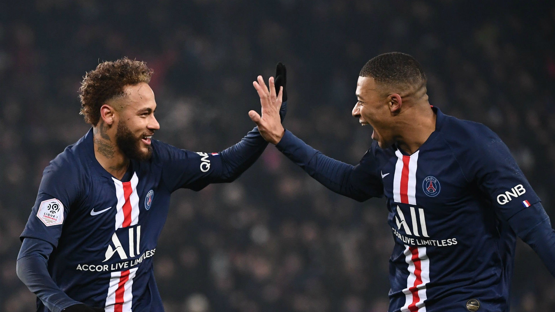Tuchel sees PSG pair Neymar and Mbappe starting to click again