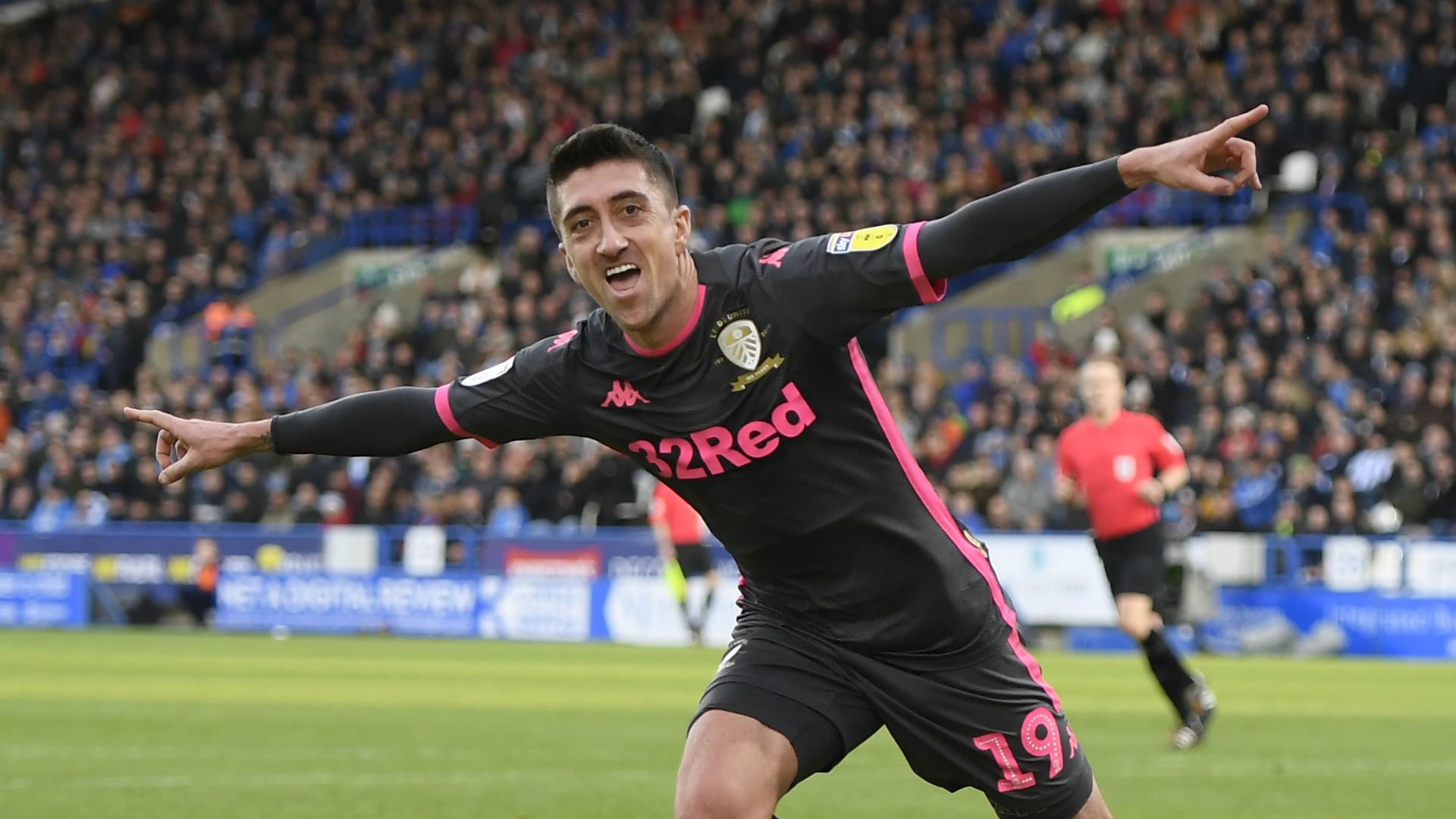 Championship: Leeds win again as Robins make ground with Fulham victory