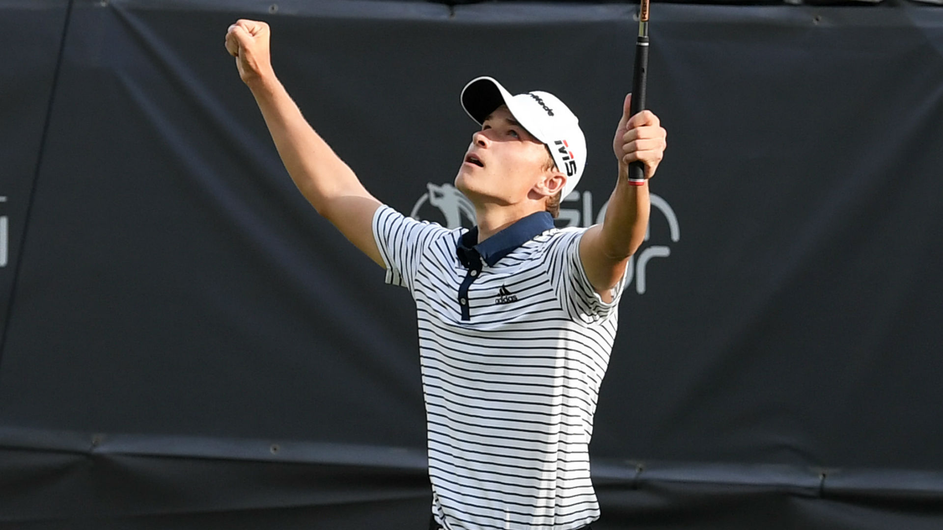 Teenager Rasmus Hojgaard wins Mauritius Open with eagle in fifth European Tour start