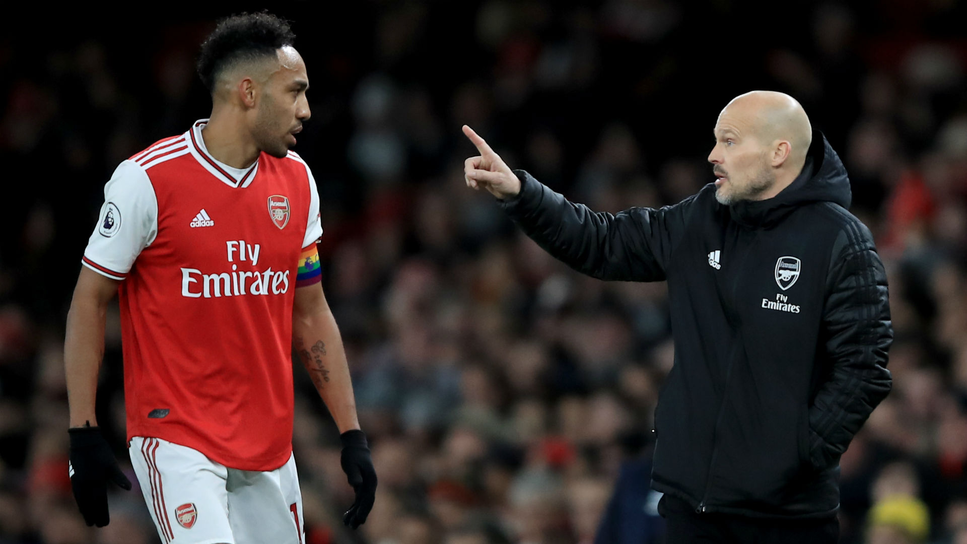 Ljungberg puts onus on experience as Arsenal retain faith in top-four finish