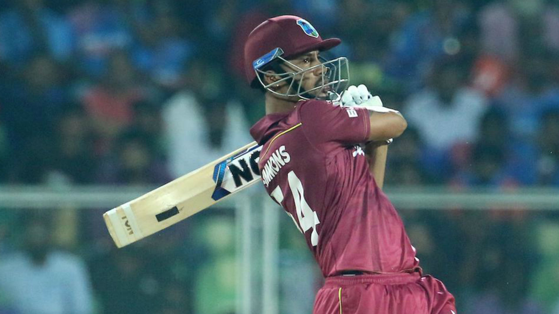 Simmons sinks India to set up T20 series decider
