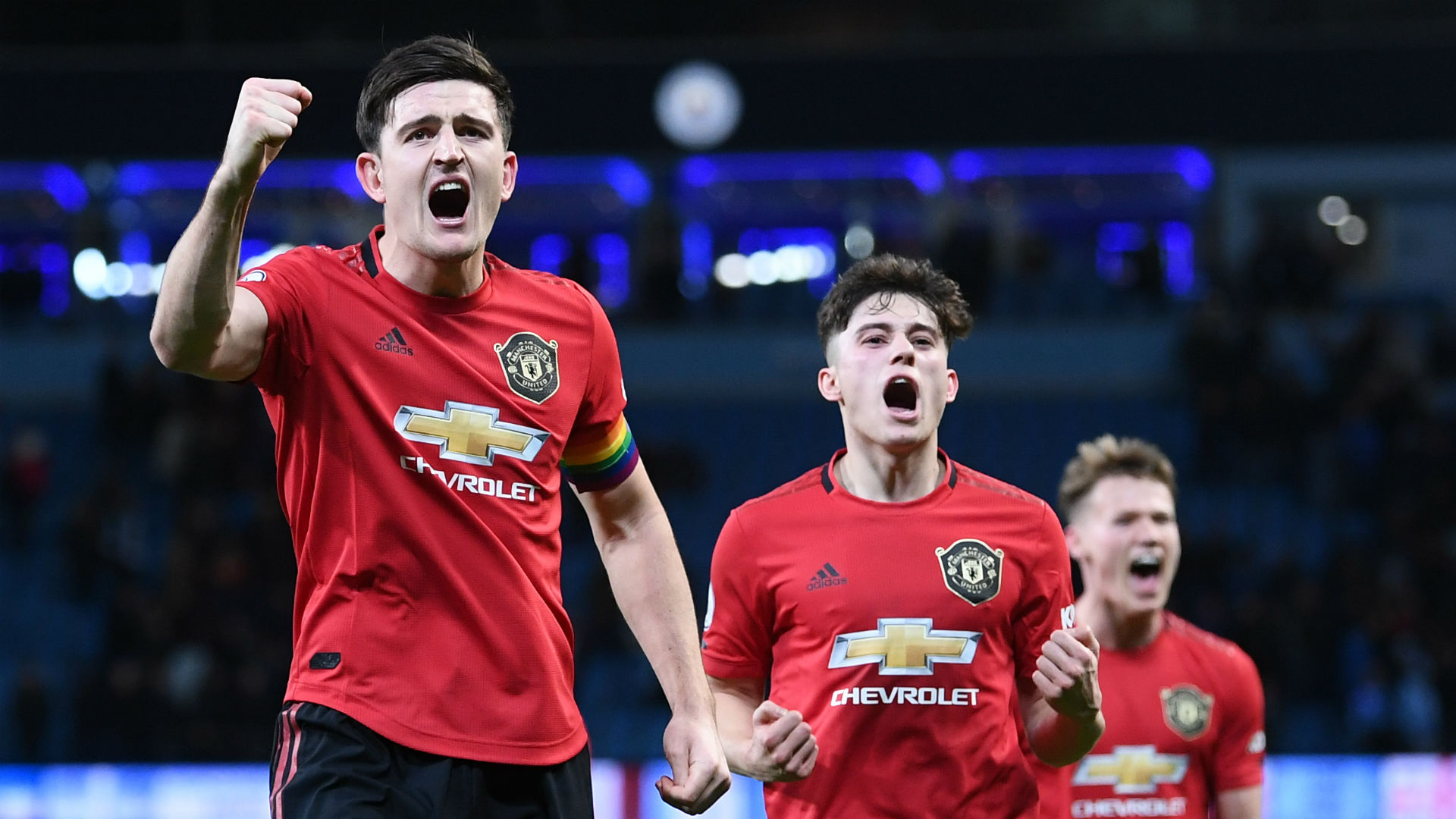 Manchester United's firepower enough for top four - Maguire