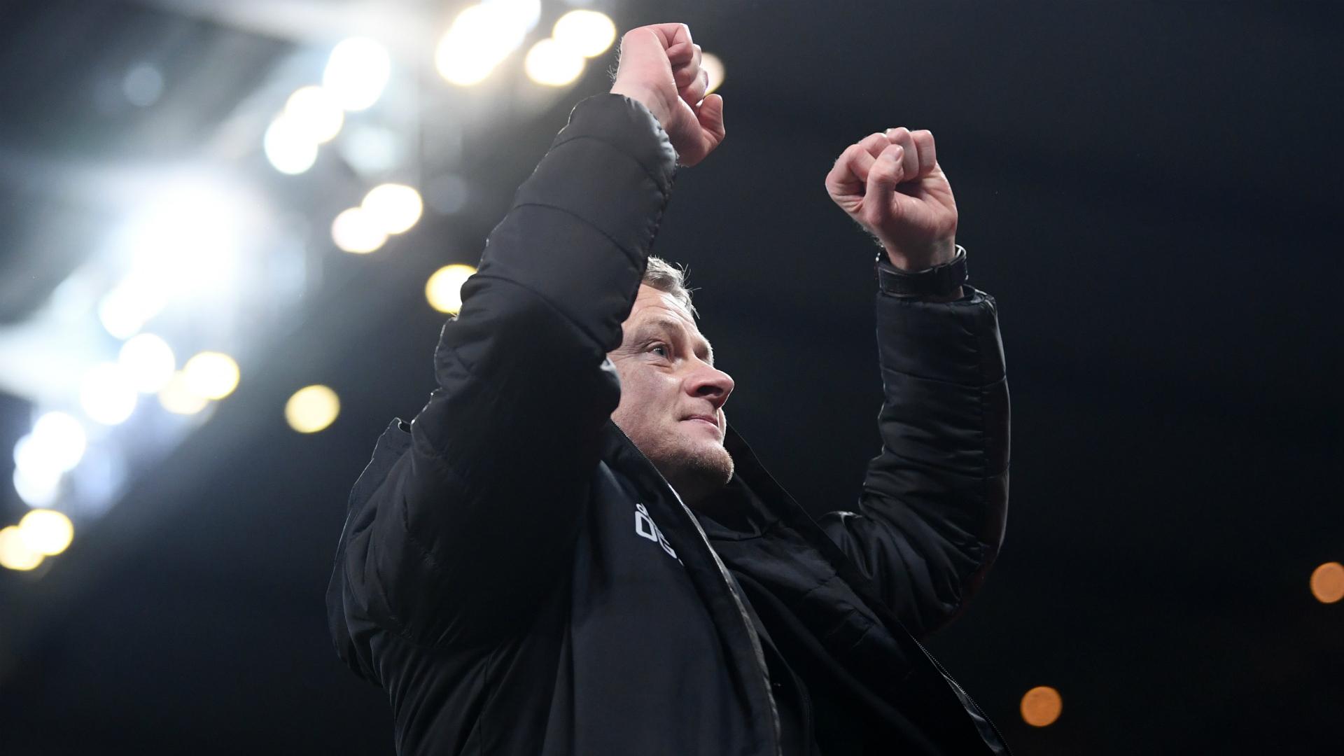 Solskjaer: Manchester United must raise performance against 'lesser teams'
