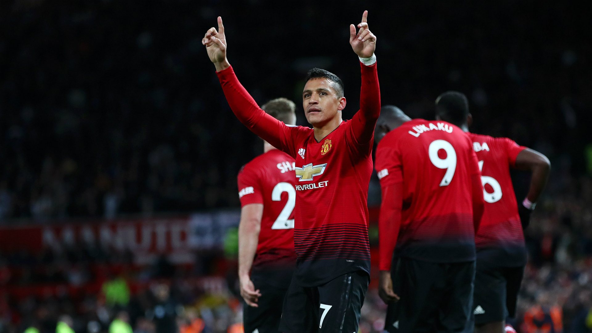 Sanchez targeting Champions League glory with Man United