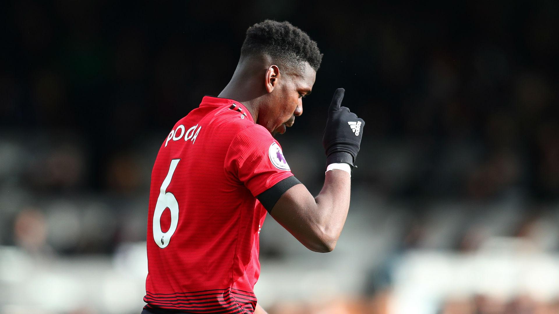 Pogba a joy to coach for Man United boss Solskjaer