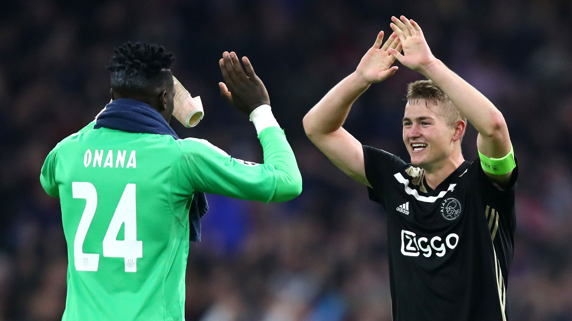 Ajax v Real Madrid: Five stars who could follow De Jong into the big time