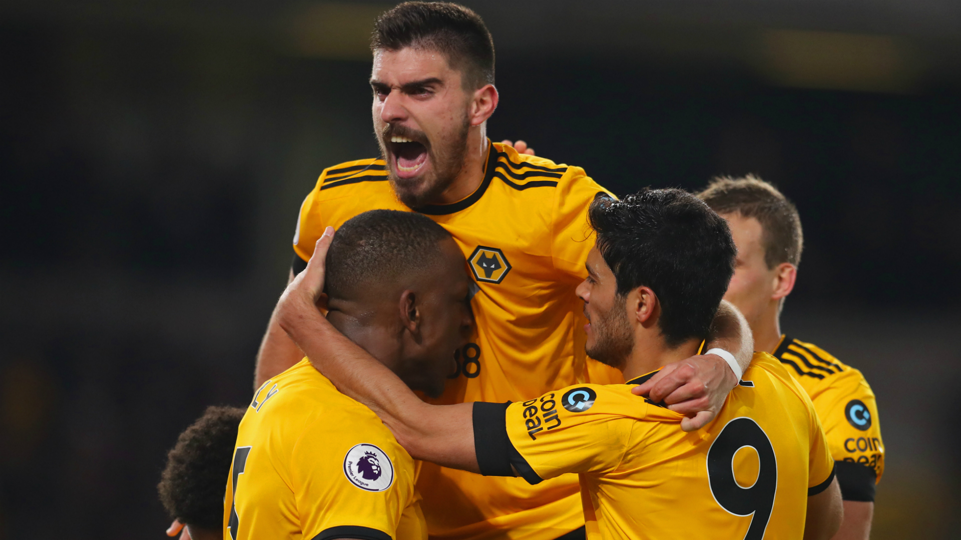 Wolves 1 Newcastle United 1: Boly snatches draw with seconds to spare