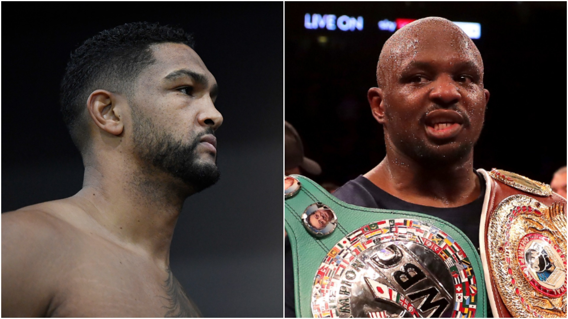 Dillian Whyte: WBC orders Briton to face Dominic Breazeale in heavyweight fight