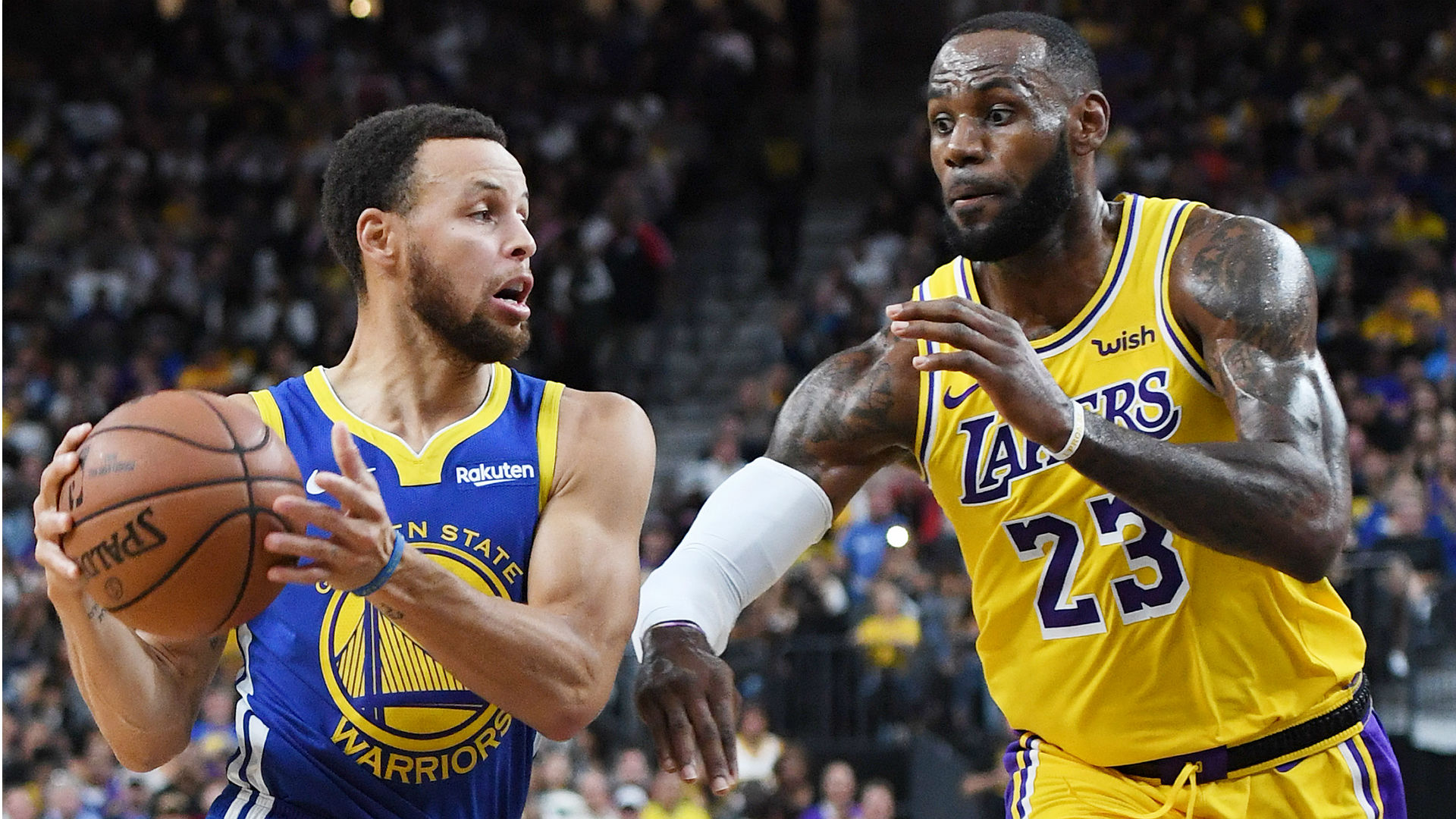 LeBron James, Stephen Curry top list of NBA's highest-paid players