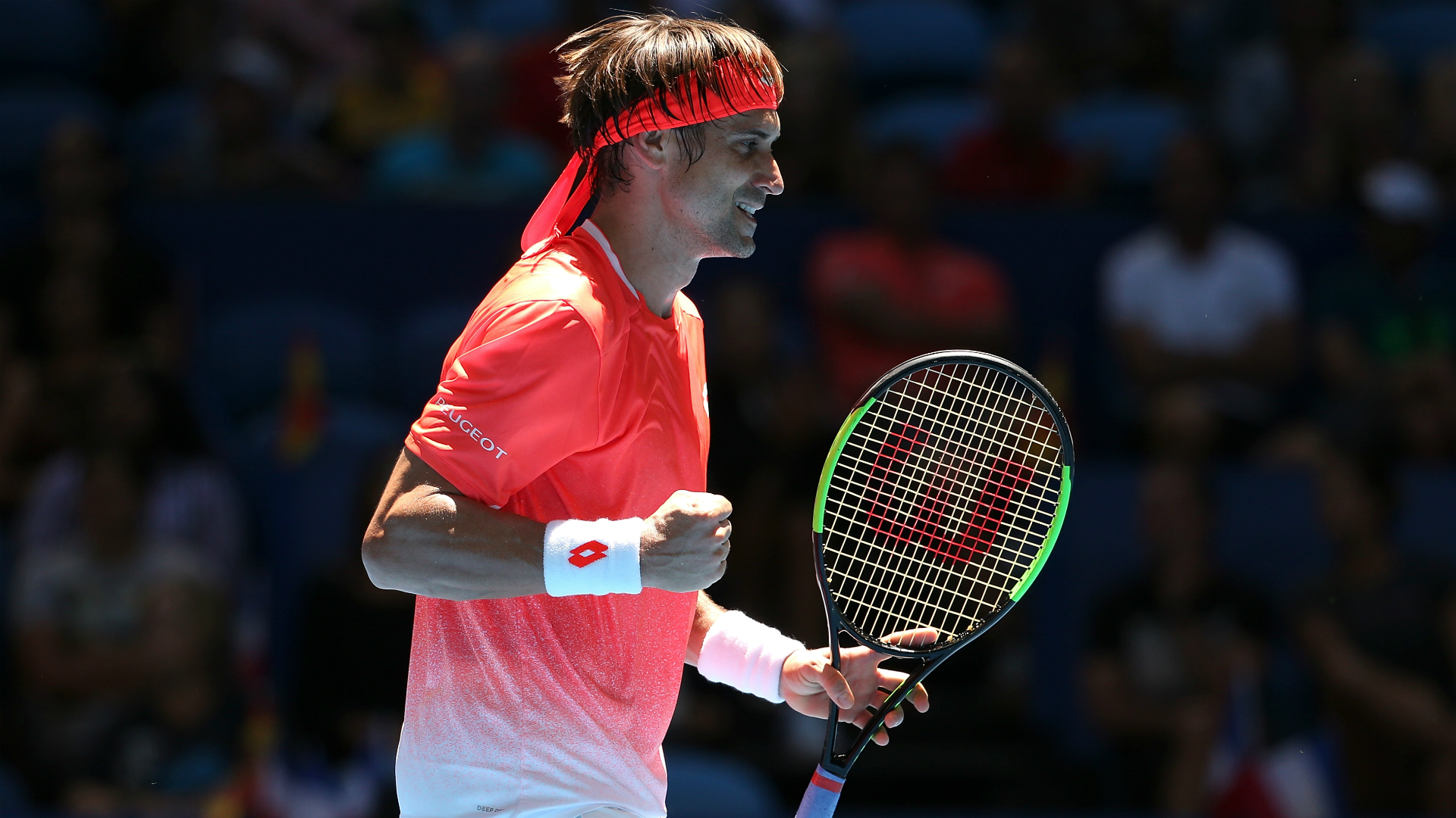 Ferrer saves six set points, Querrey through in New York