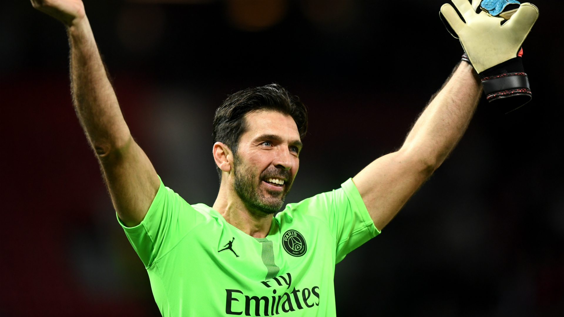 Buffon: PSG made it look easy against Man United