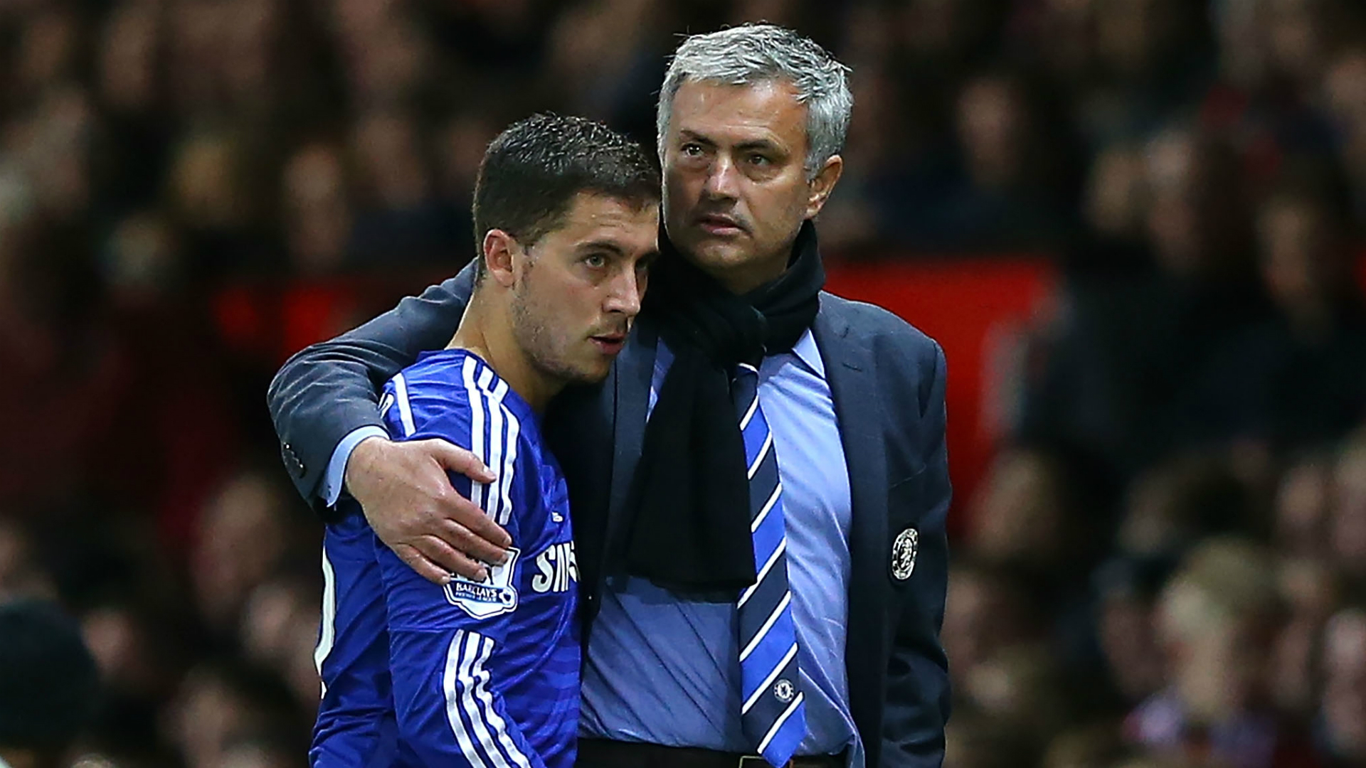 Hazard: Mourinho 'special' but Sarri's style suits me
