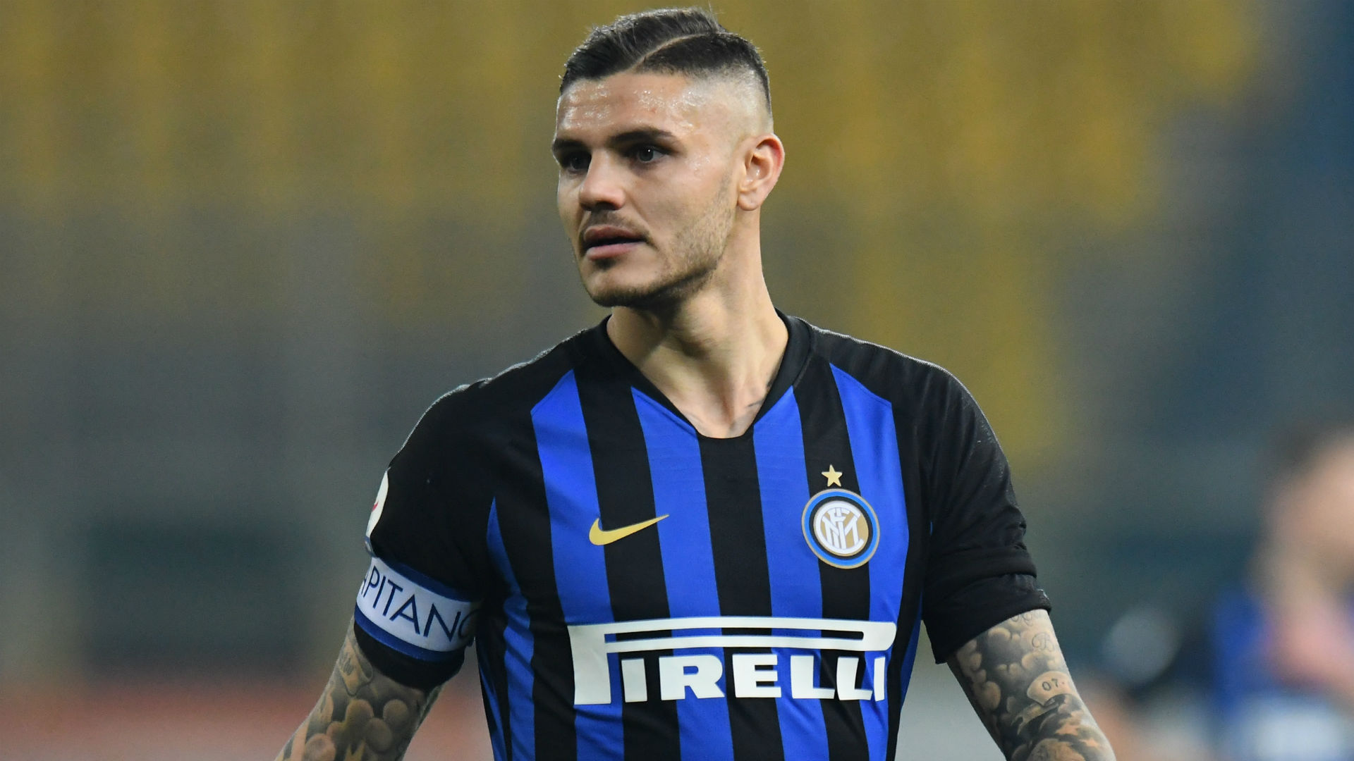 Icardi omitted from Inter Europa League squad