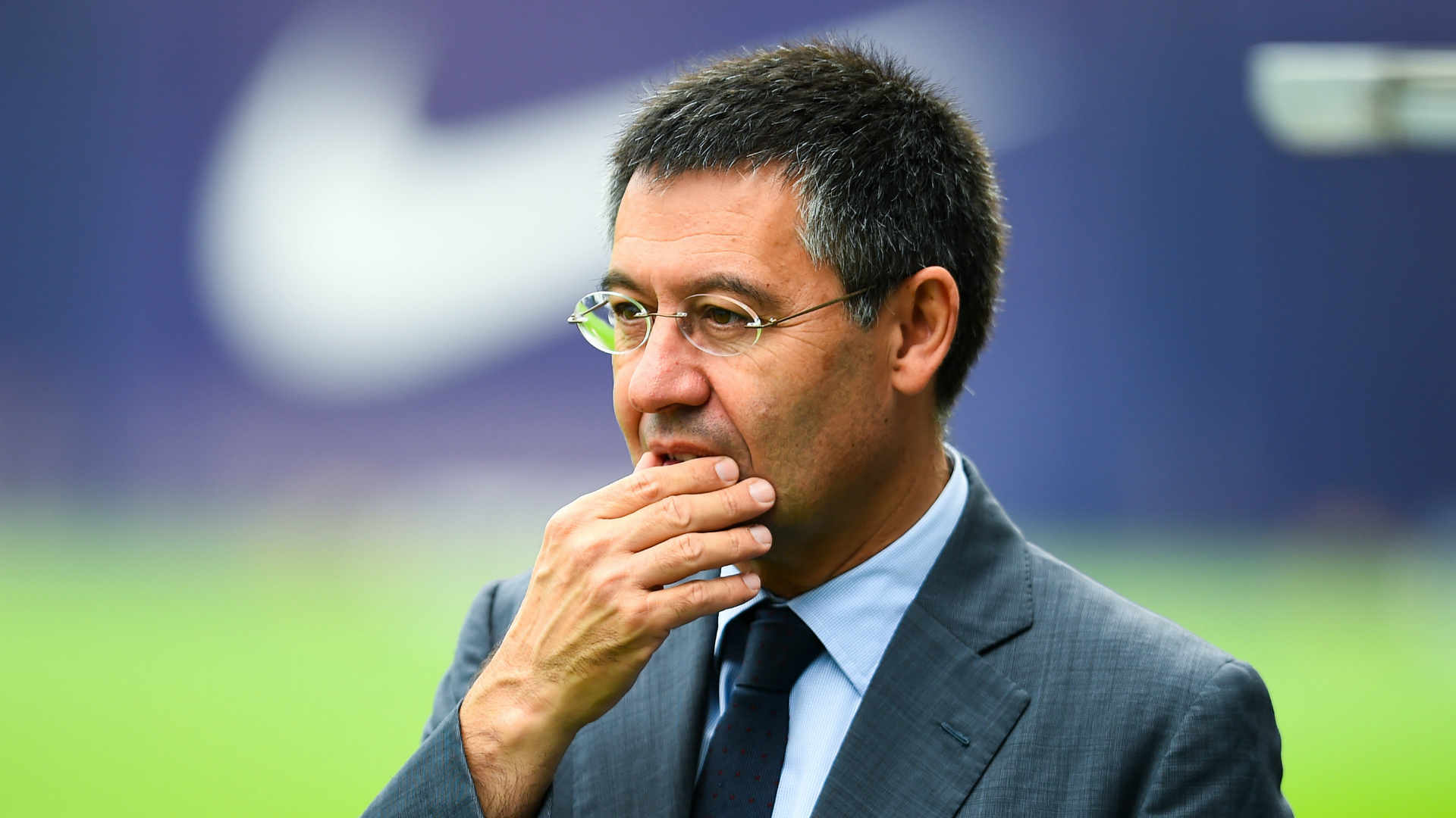 Barcelona's Bartomeu backs plan to play LaLiga games abroad