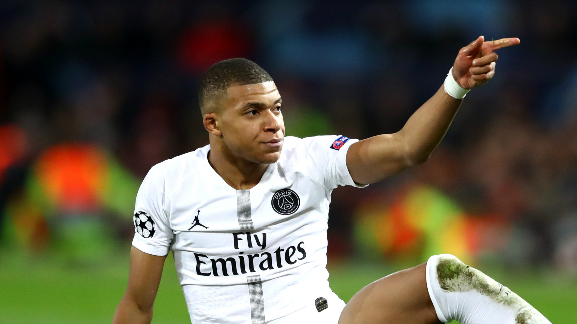 Mbappe tells PSG not to feel fear after Man Utd win